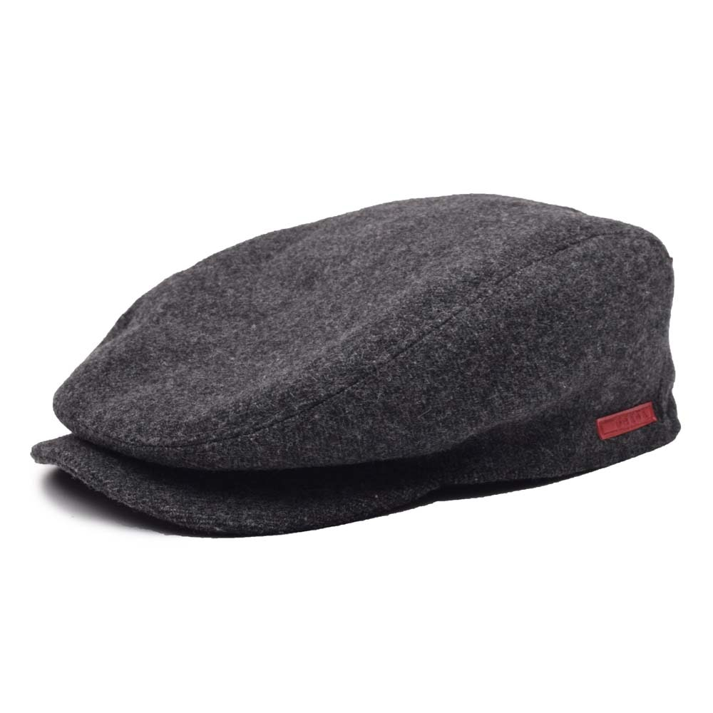 Men's Prada Wool Newsboy Hat