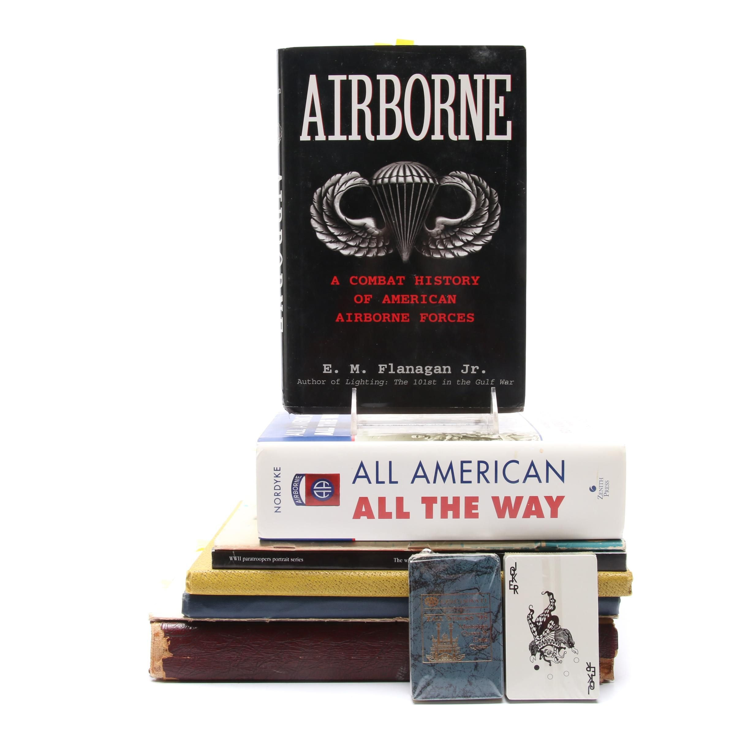 Books on the History of Airborne Forces