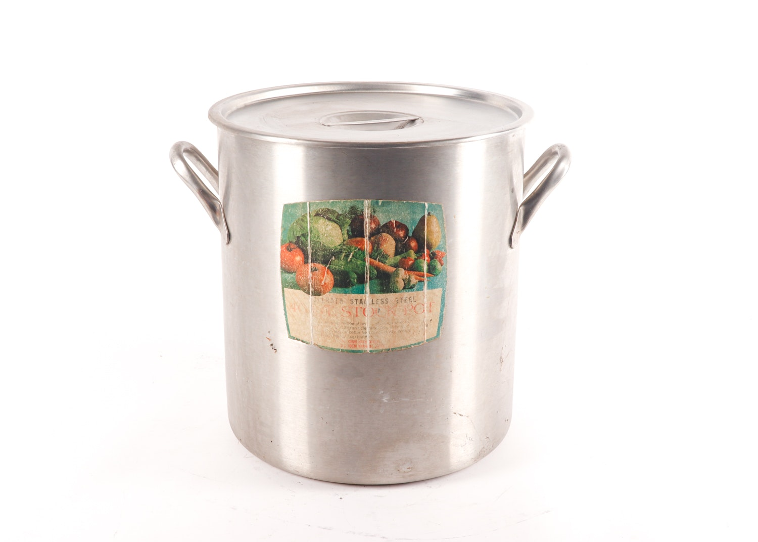Vollrath Stainless Steel 40-Qt. Stock Pot