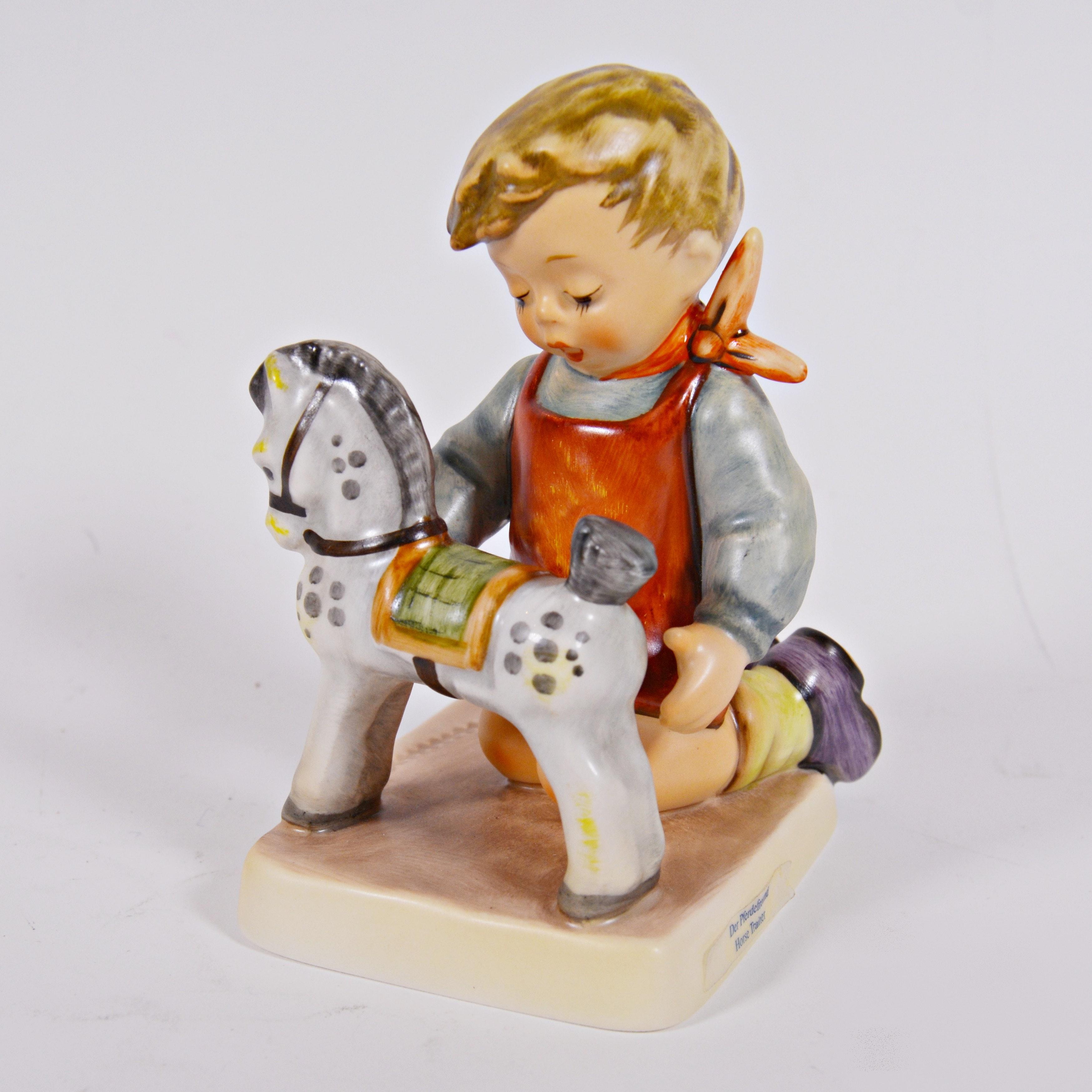 """Goebel M.I. Hummel """"Horse Trainer"""" Porcelain Figurine"""