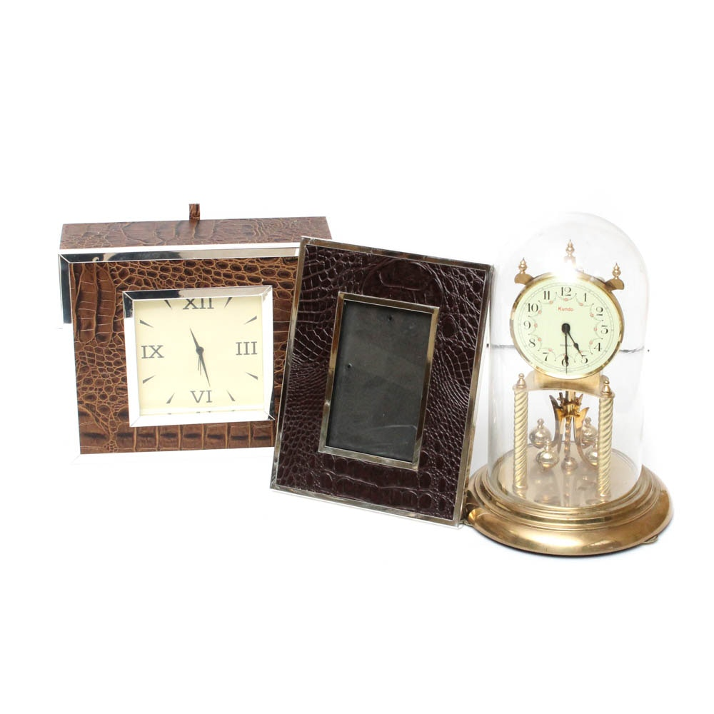Contemporary and Classic Clock Collection