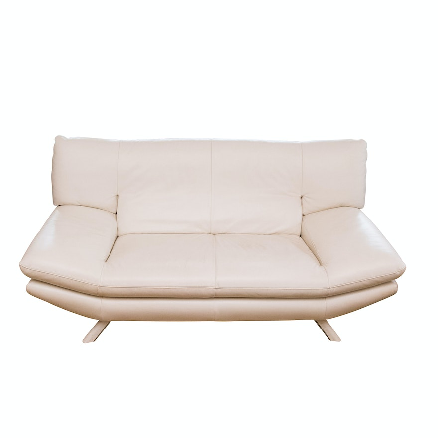 Swell Mid Century Modern Style Loveseat By Furniture Fair Late 20Th Century Bralicious Painted Fabric Chair Ideas Braliciousco