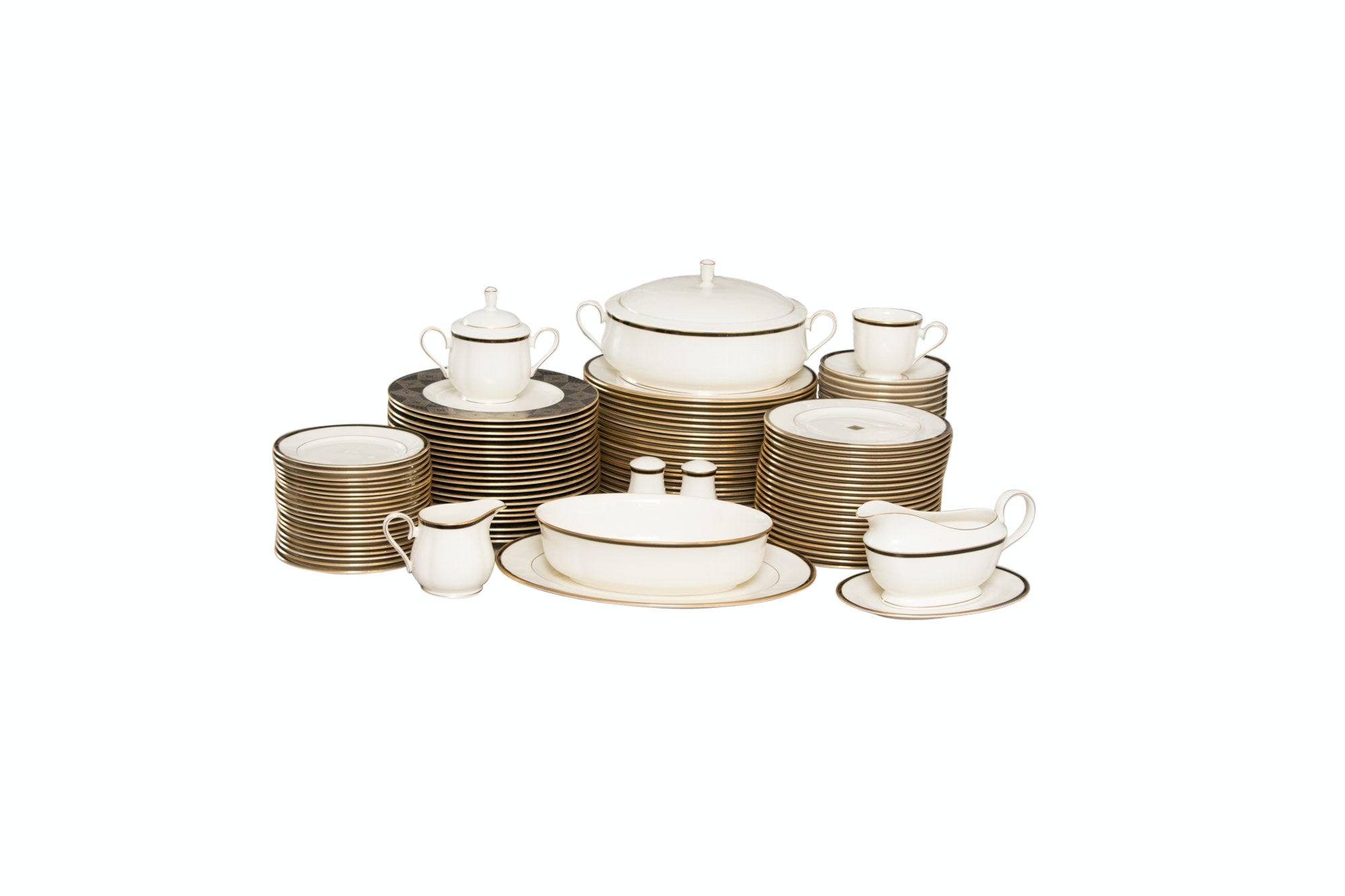 "Lenox ""Urban Lights"" Bone China Dinnerware"