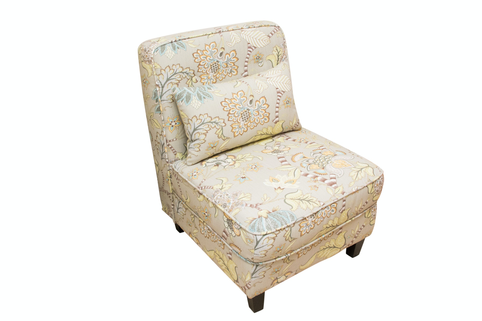 Upholstered Side Chair by Dimensions