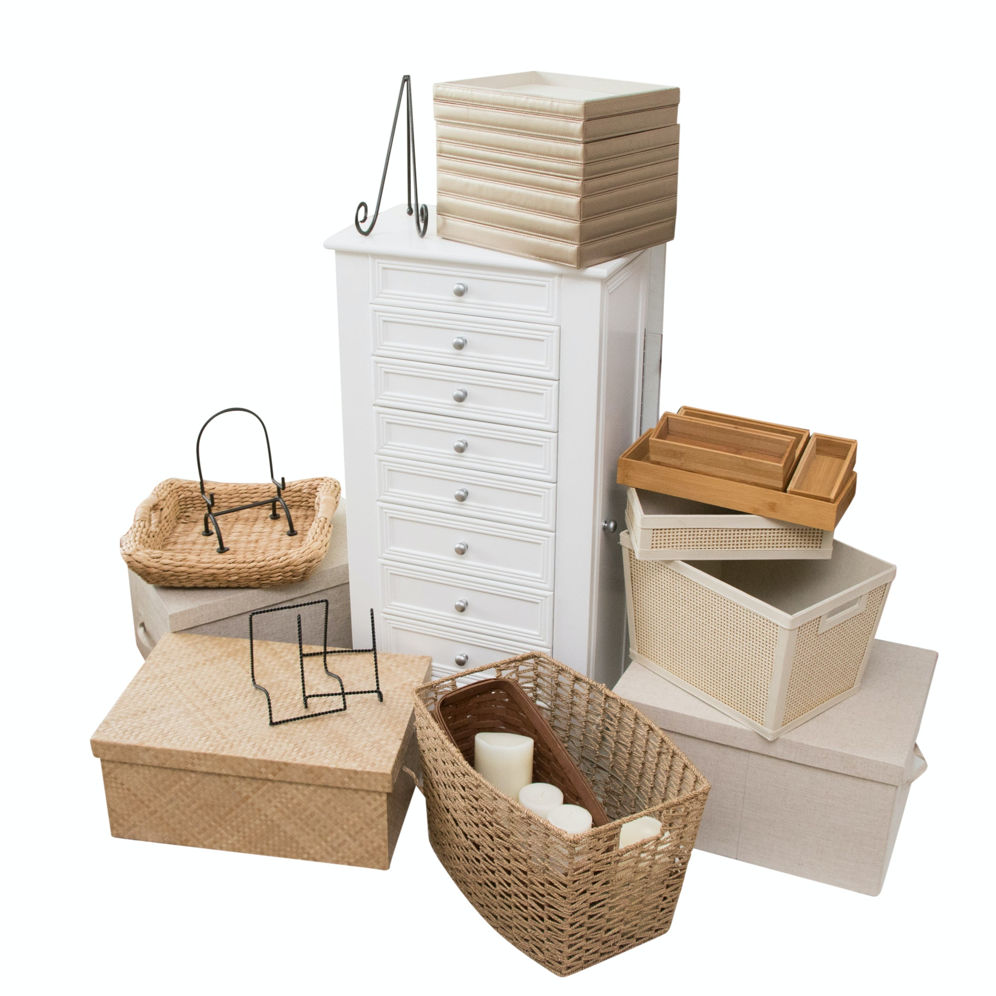 Collection of Organizational Storage