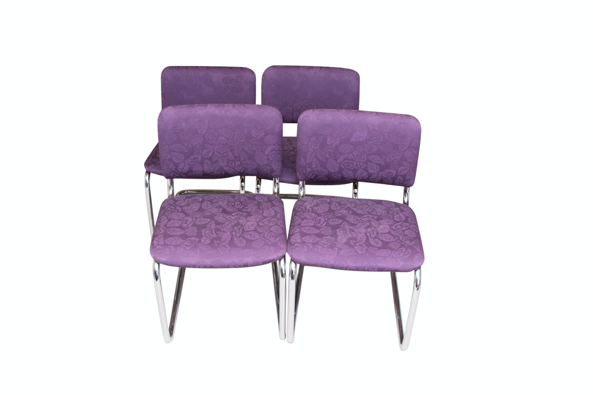 Four Upholstered Chairs