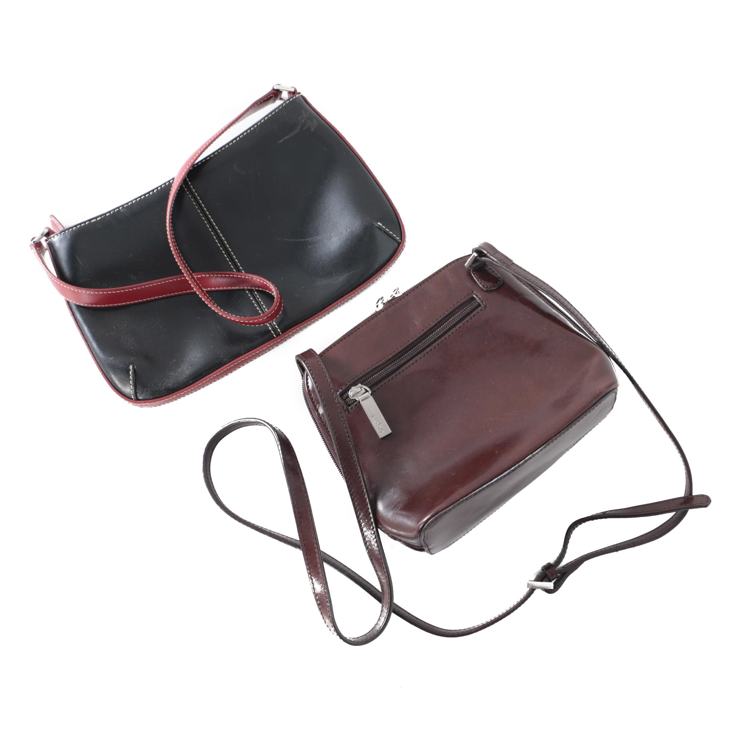 Leather Handbags including Hobo International