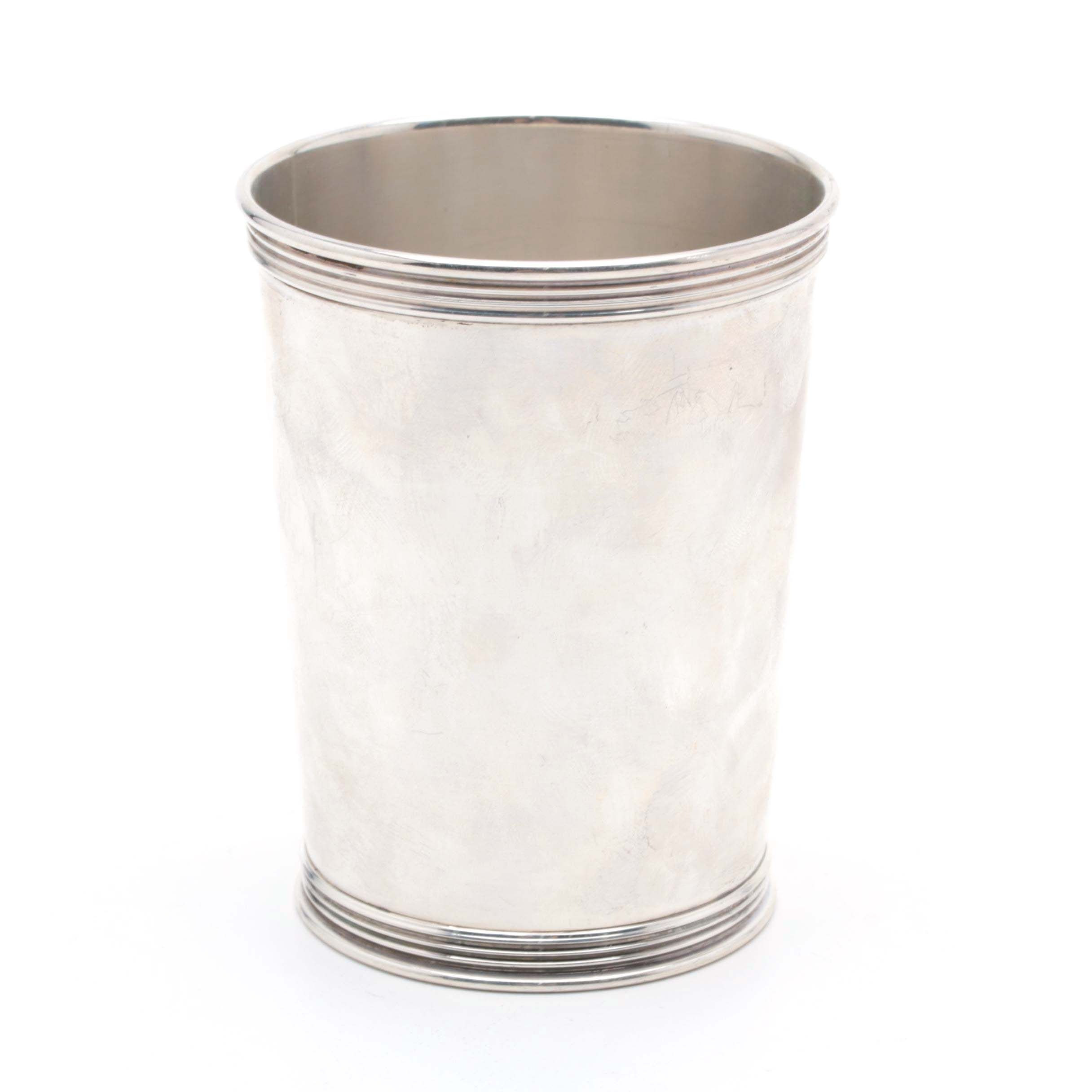 Benjamin Trees Sterling Silver Mint Julep Cup