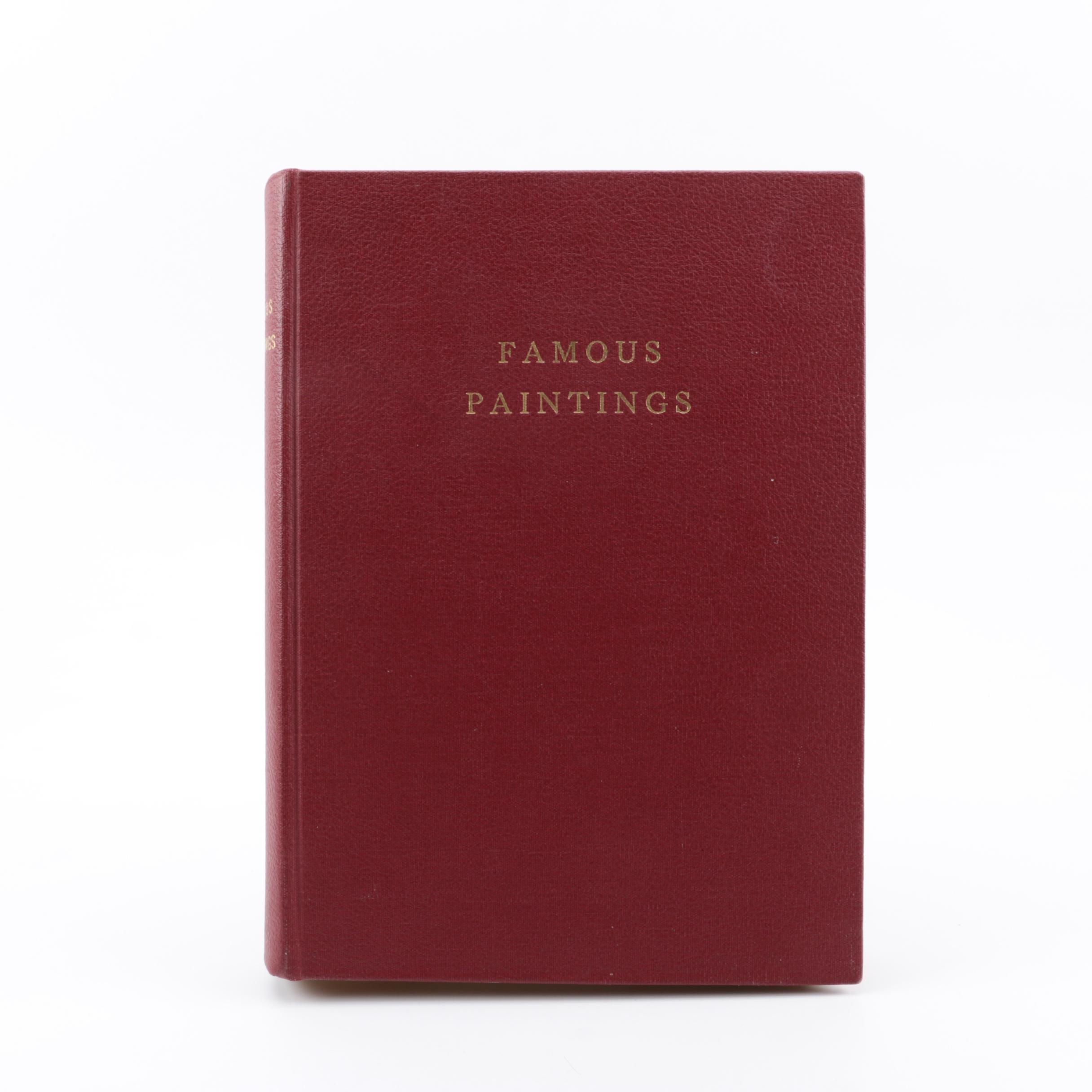 "Vintage ""Famous Paintings"" Volume II"