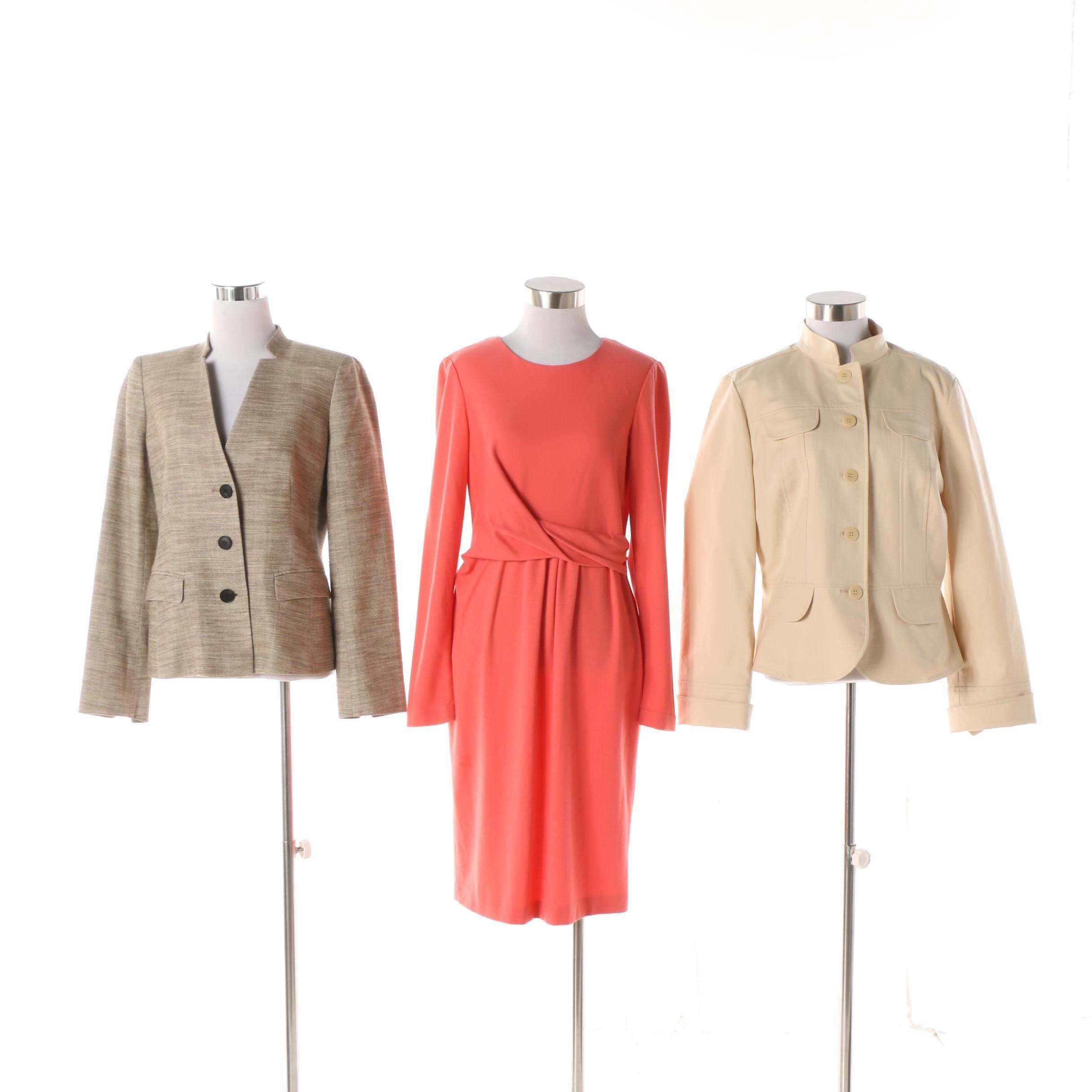 Women's Lafayette 148 New York Jackets and Dress