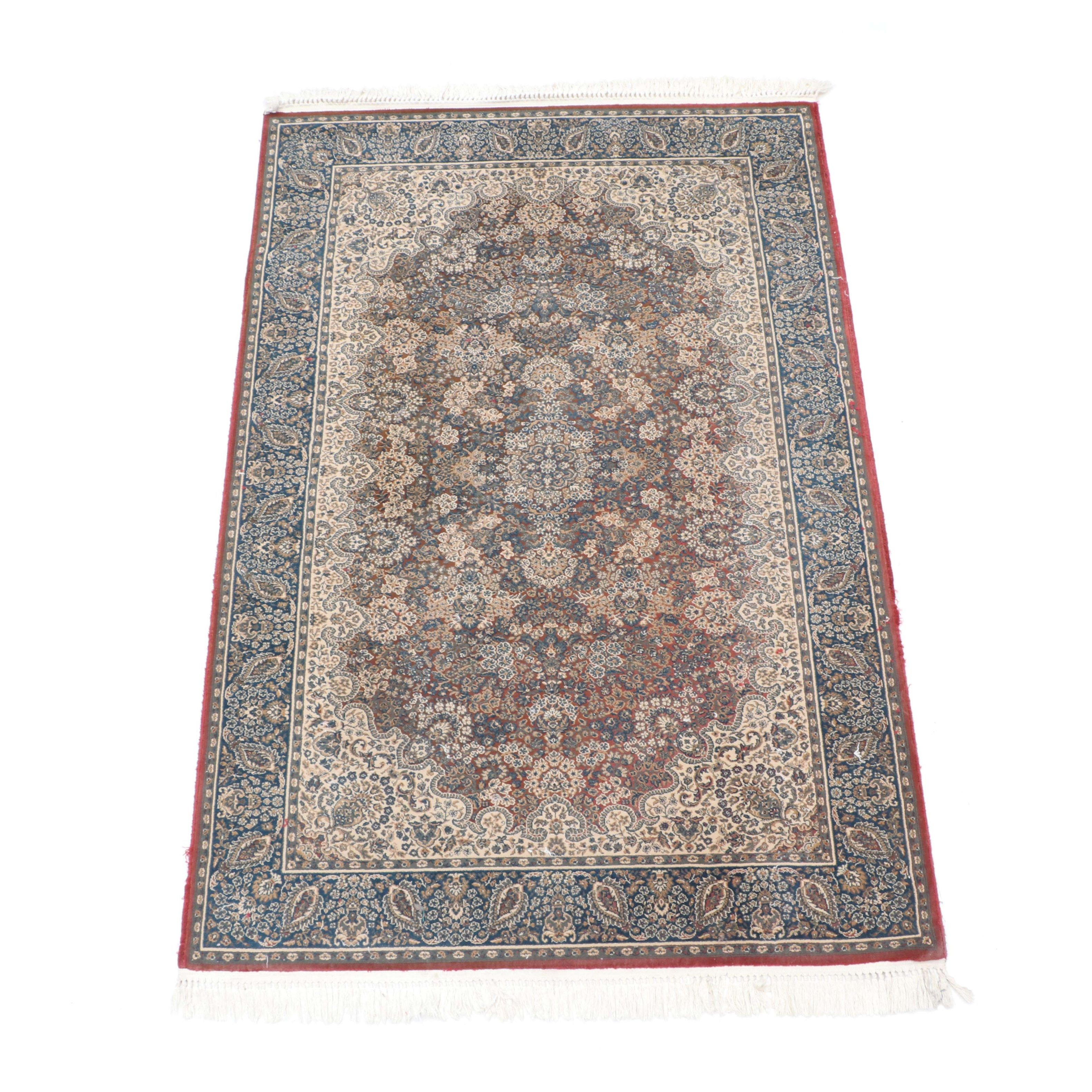 "Power Loomed Contemporary ""Windsor"" Belgian Accent Rug"