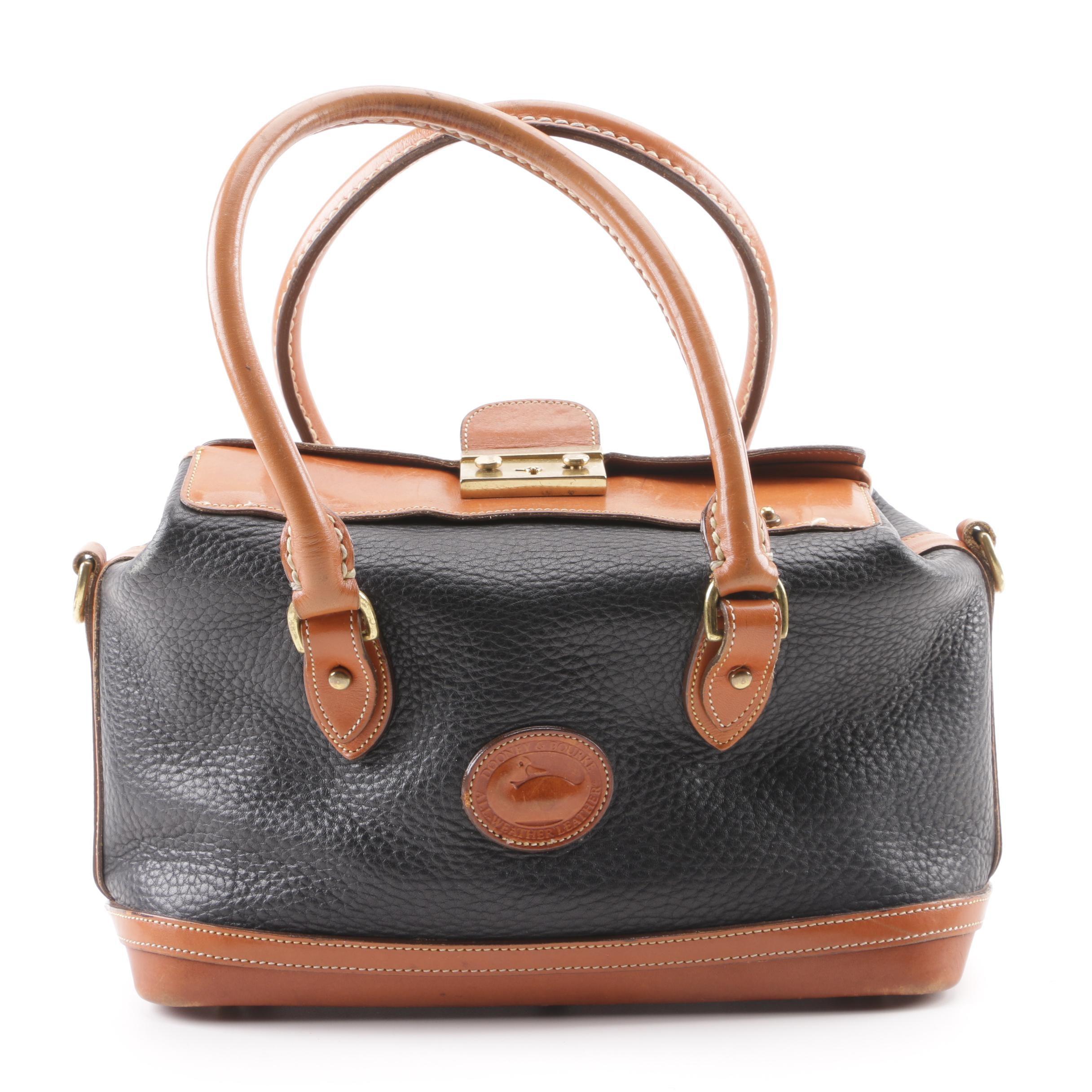 Dooney & Bourke All-Weather Leather Handbag