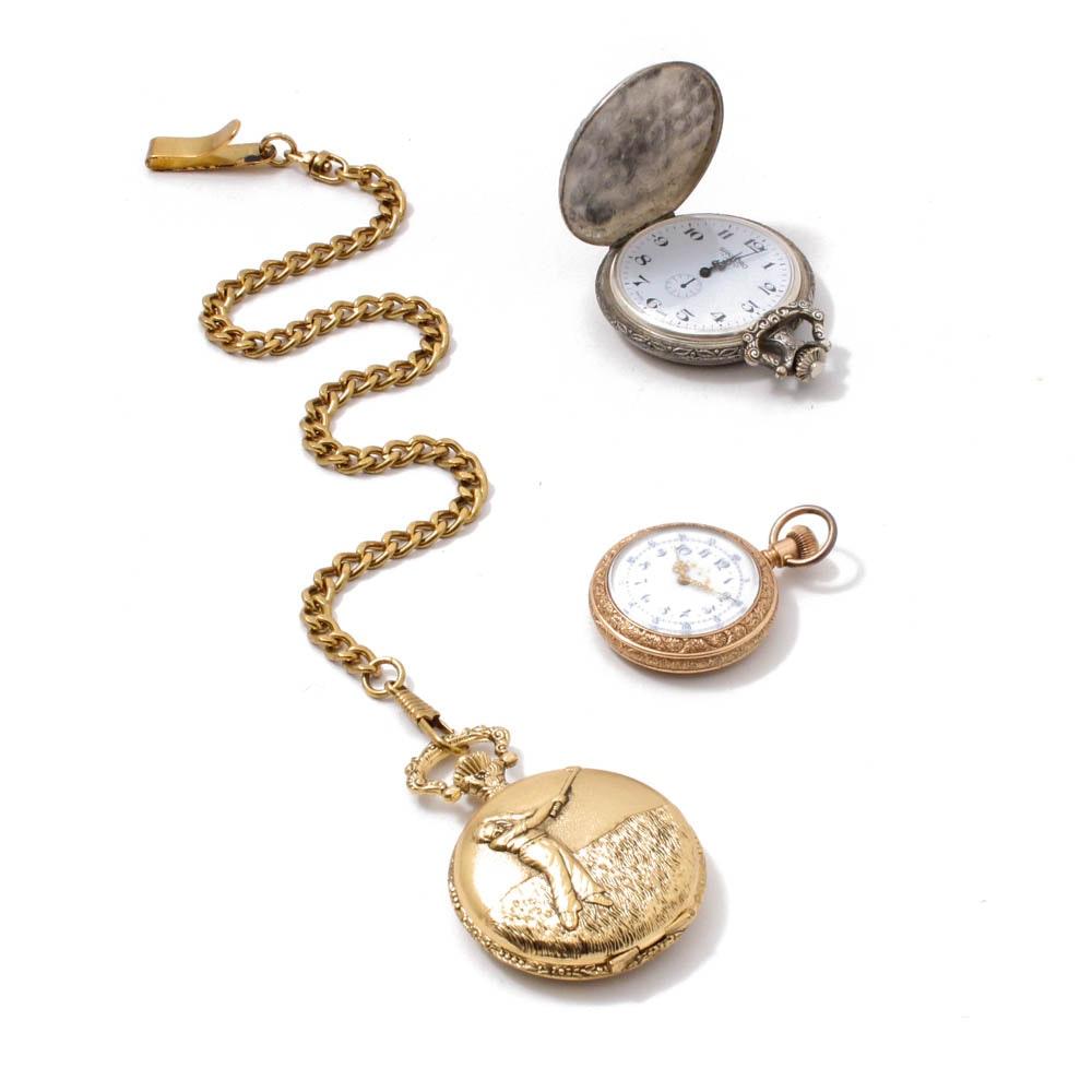 Sanford and Sergio Valente Pocket Watches
