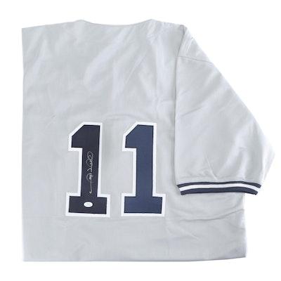 1d2bde00e64 Billy Williams Autographed Chicago Cubs Jersey - JSA COA   EBTH