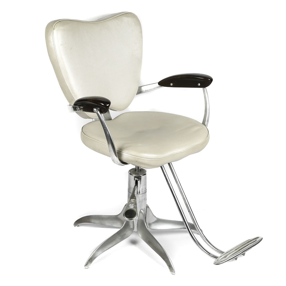 "Gamma & Bross Italian ""Man Ray"" Styling Chair"