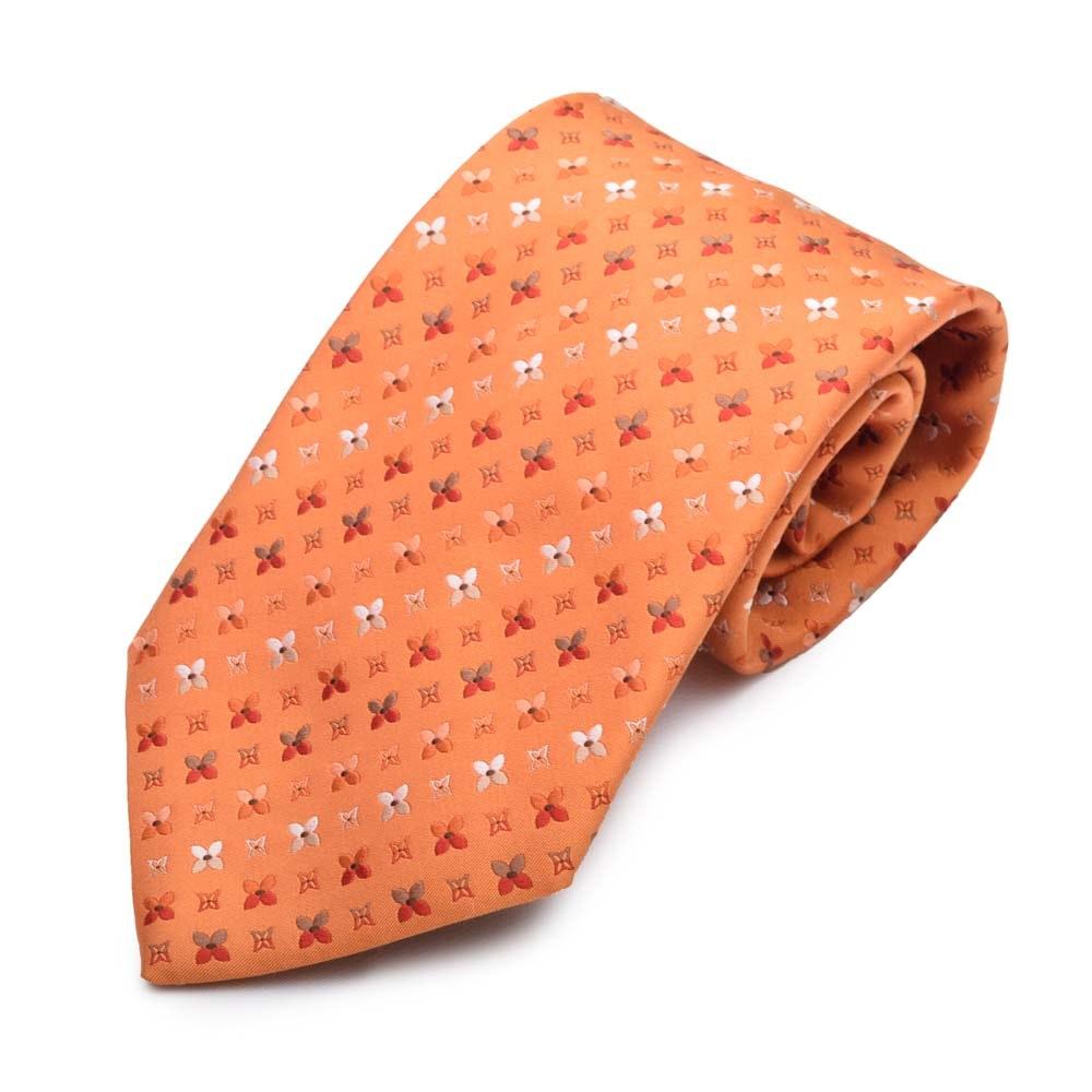 Louis Vuitton Silk Necktie, Made in Italy