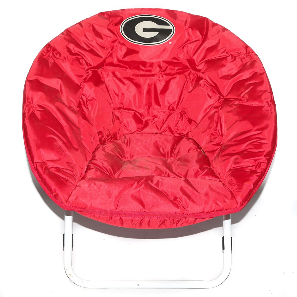 """""""Georgia Bulldogs"""" Logo Sphere Chair"""