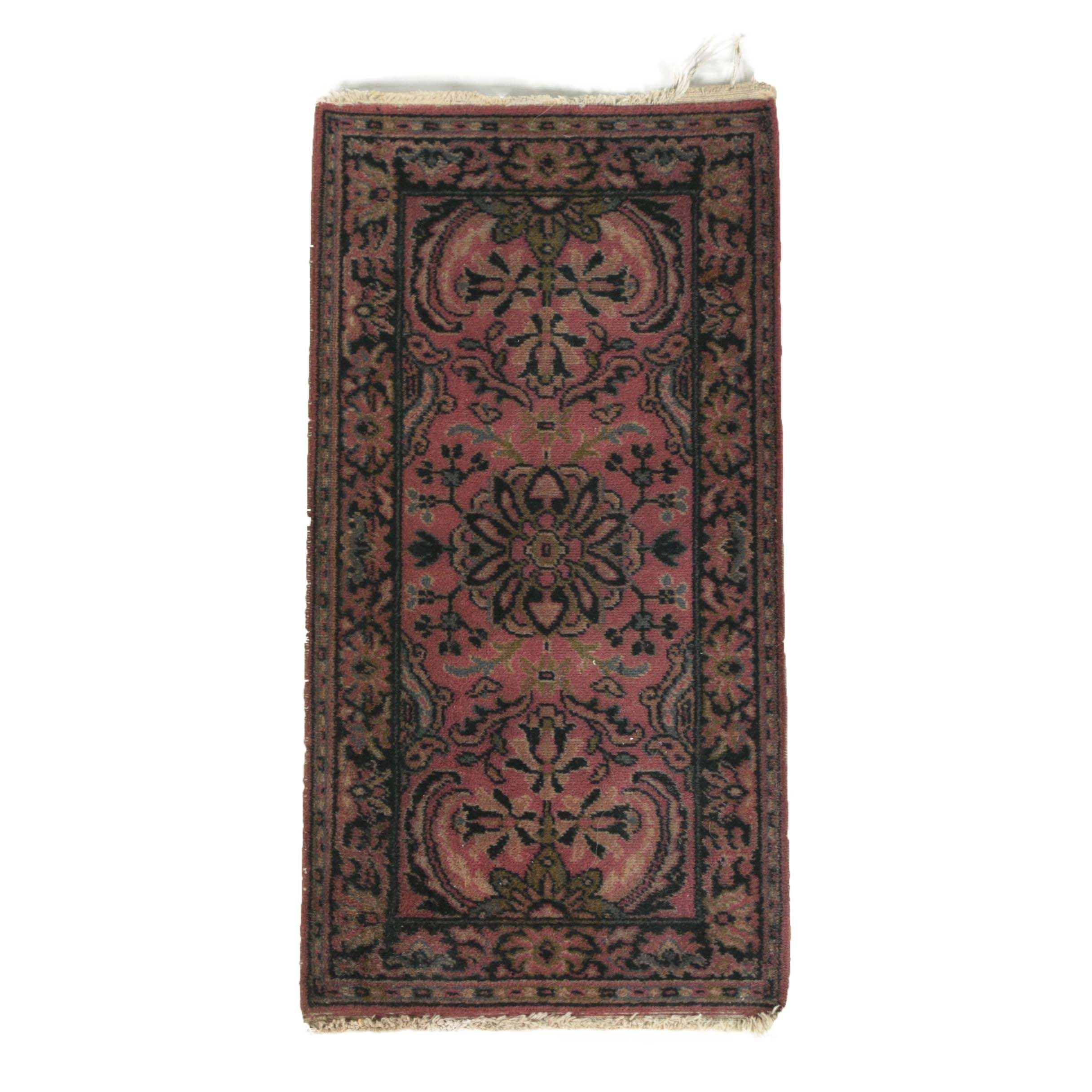 Power-Loomed Persian Style Rug