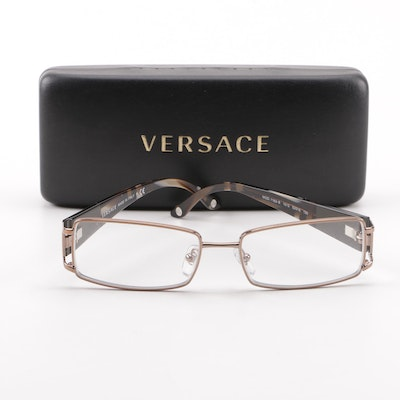 ecf2acc355845 Ray-Ban RB 5154 Clubmaster Eyeglasses with Case. Final Bid   48. Ended.  Versace 1163-B Eyeglasses with Case