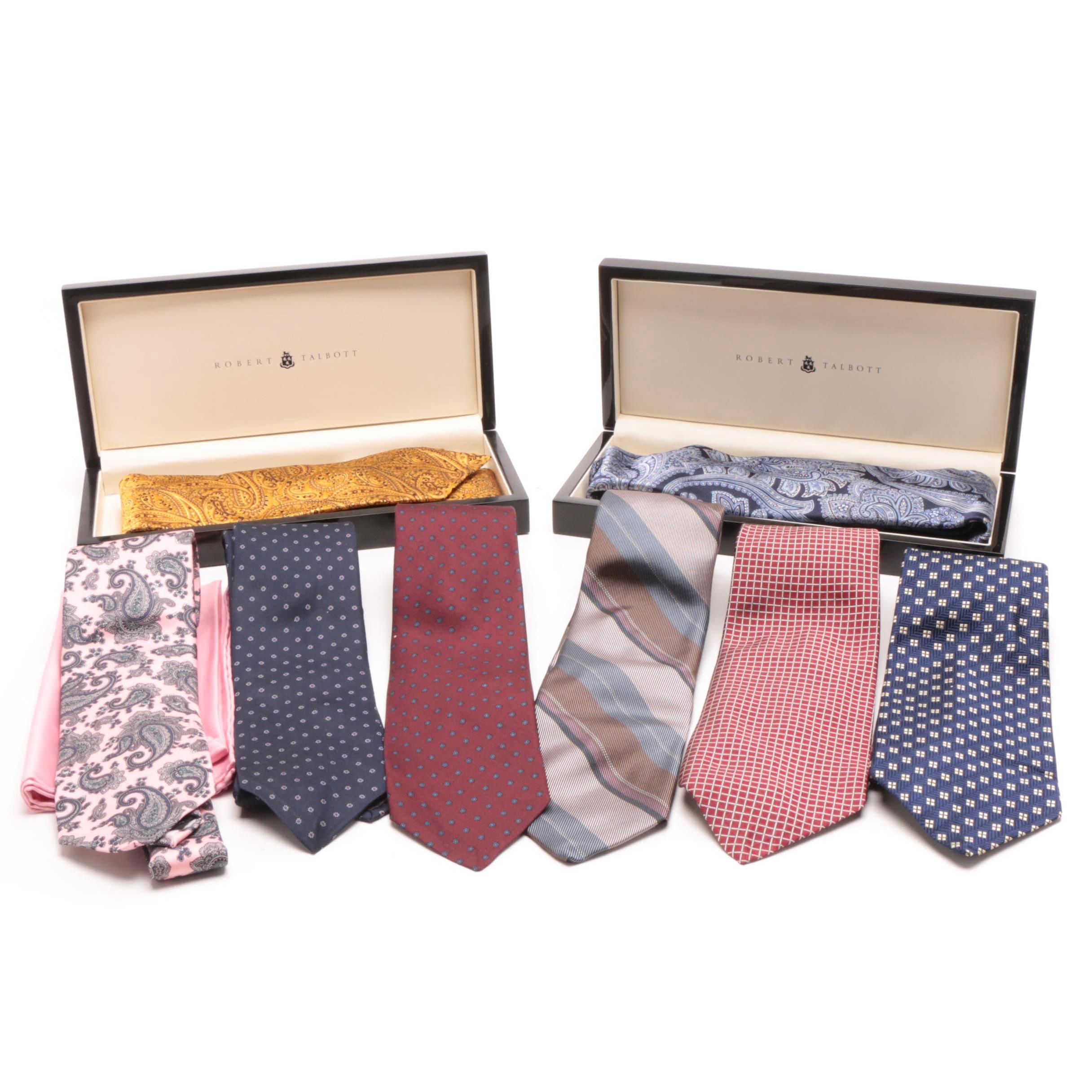 Men's Robert Talbott Silk Neckties