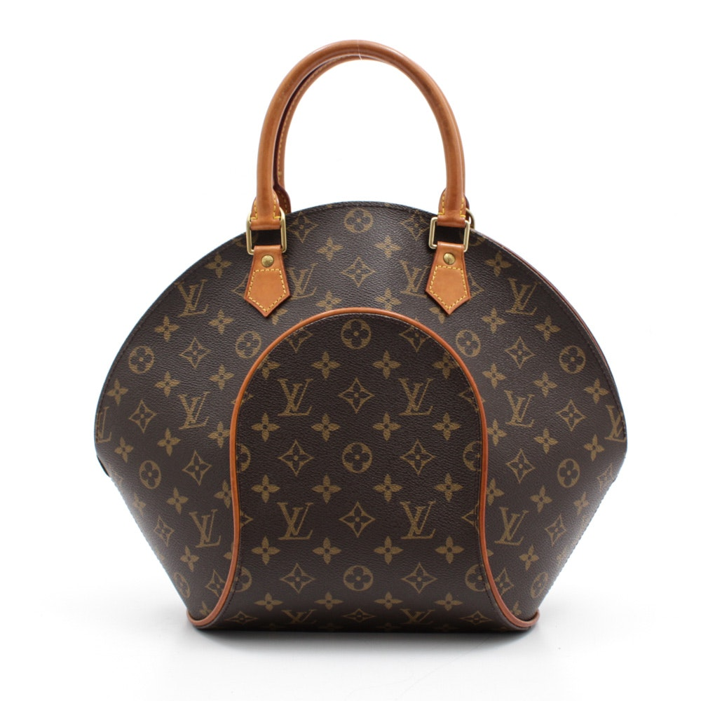 Louis Vuitton Monogram Ellipse PM Bag