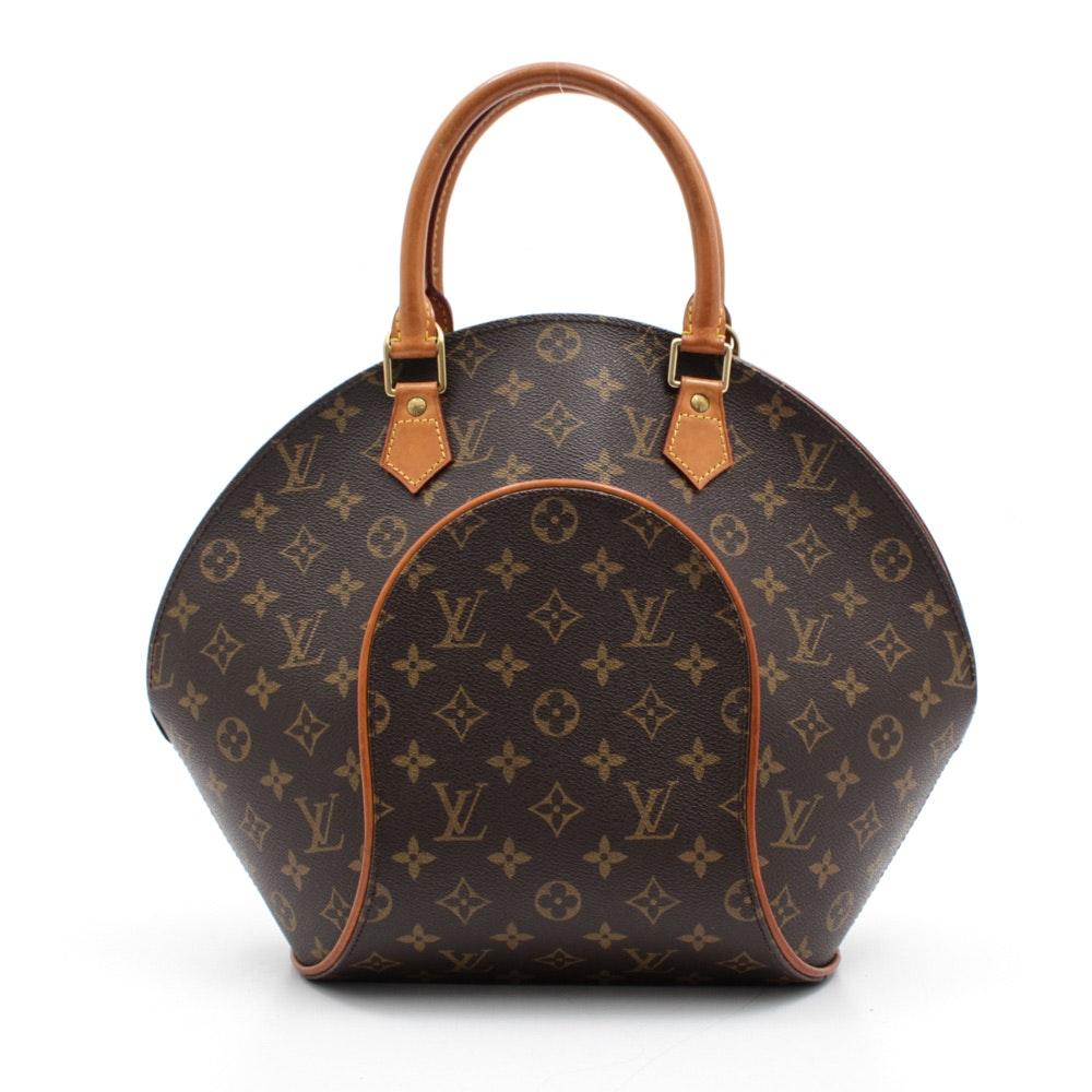 Louis Vuitton Monogram Ellipse GM Bag