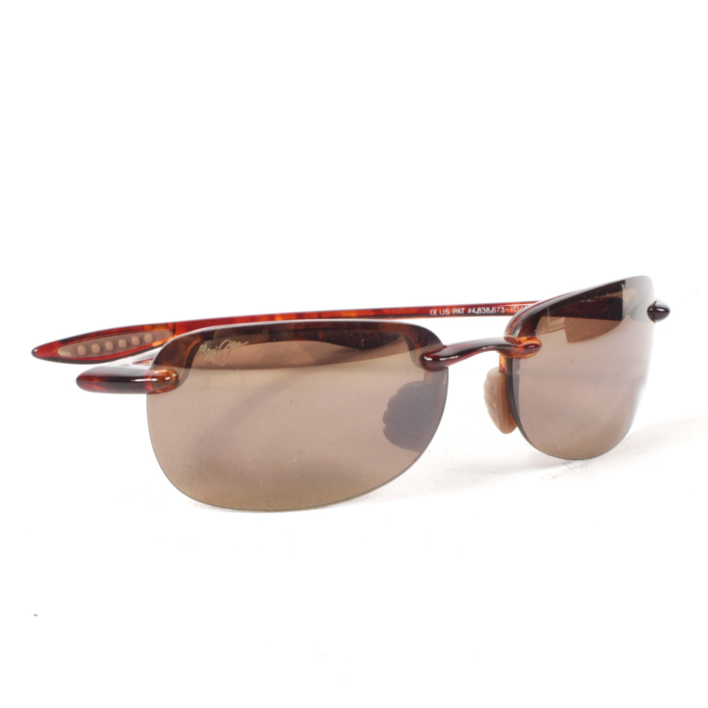 Maui Jim MJ Sport Sunglasses with Case