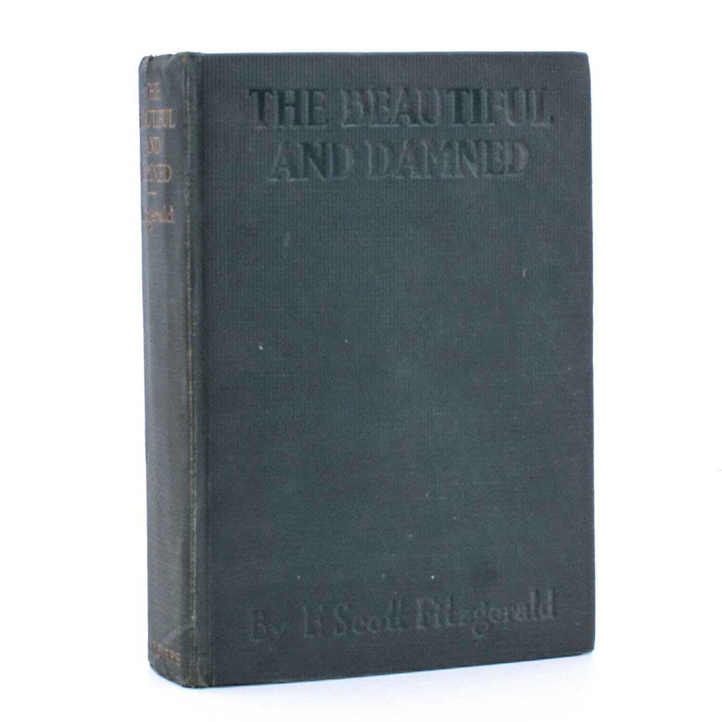 "First American Edition ""Nineteen Eighty-Four"" and ""The Beautiful and the Damned"""