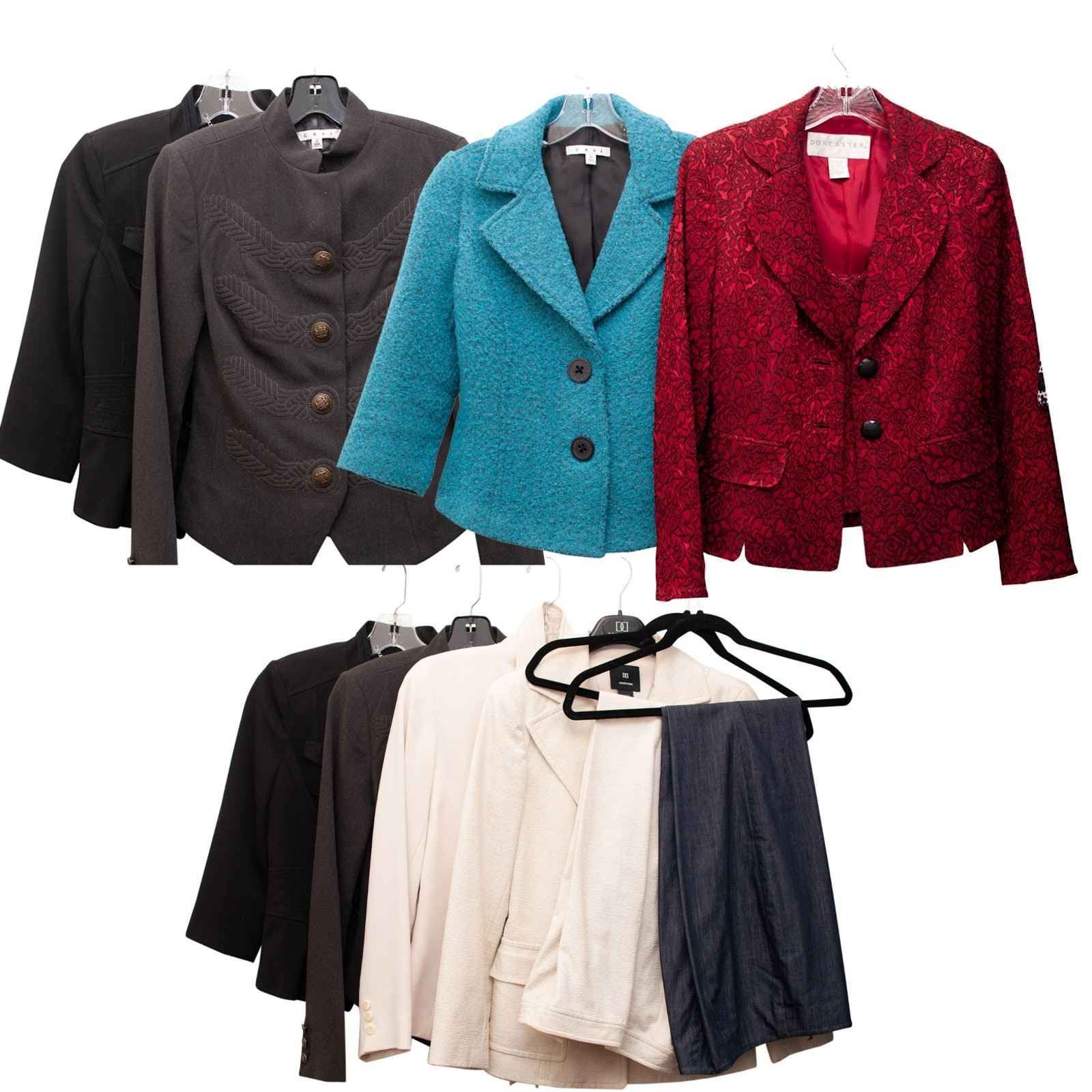 Women's Separates including Cabi, Ann Taylor and Linda Allard for Ellen Tracy