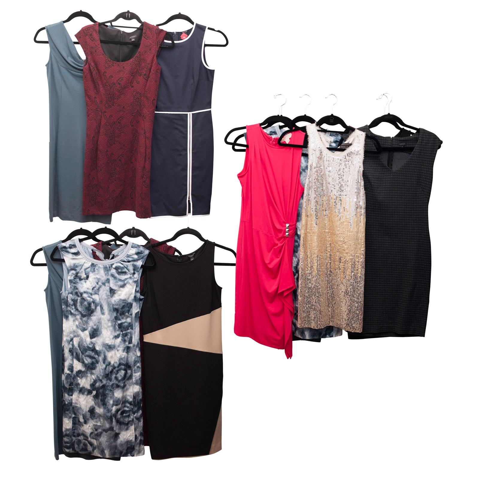 Women's Dresses including Ann Taylor, BCBG Max Azria and MICHAEL Michael Kors