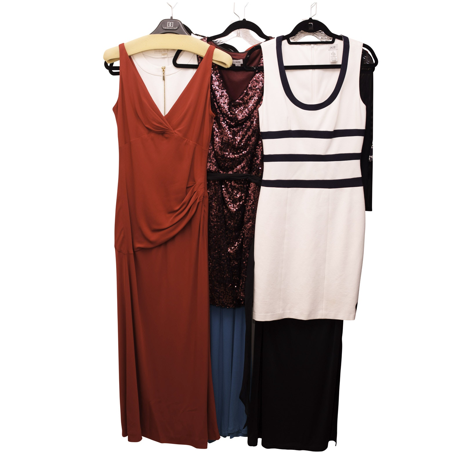 Women's Dresses featuring Caché, Calvin Klein, Doncaster and Boston Proper