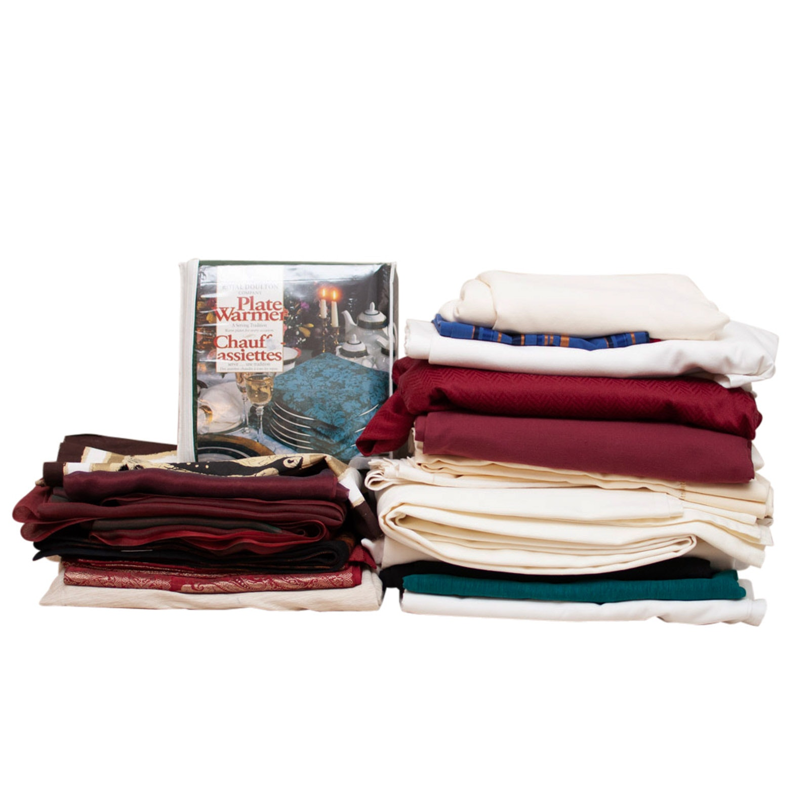 Table Runners and Tablecloths Including Crate & Barrel, Sur La Table and More