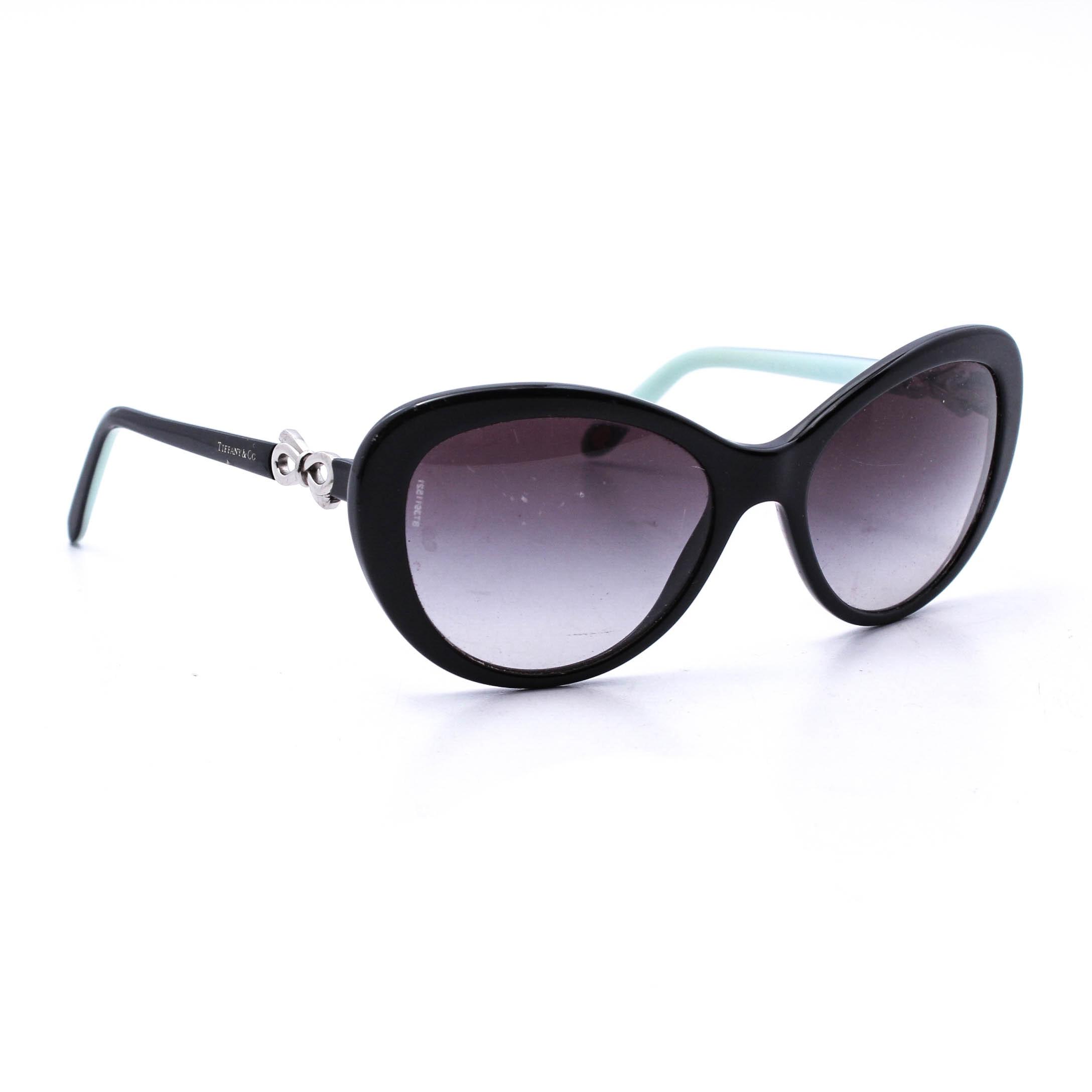 Tiffany & Co. Sunglasses, made in Italy