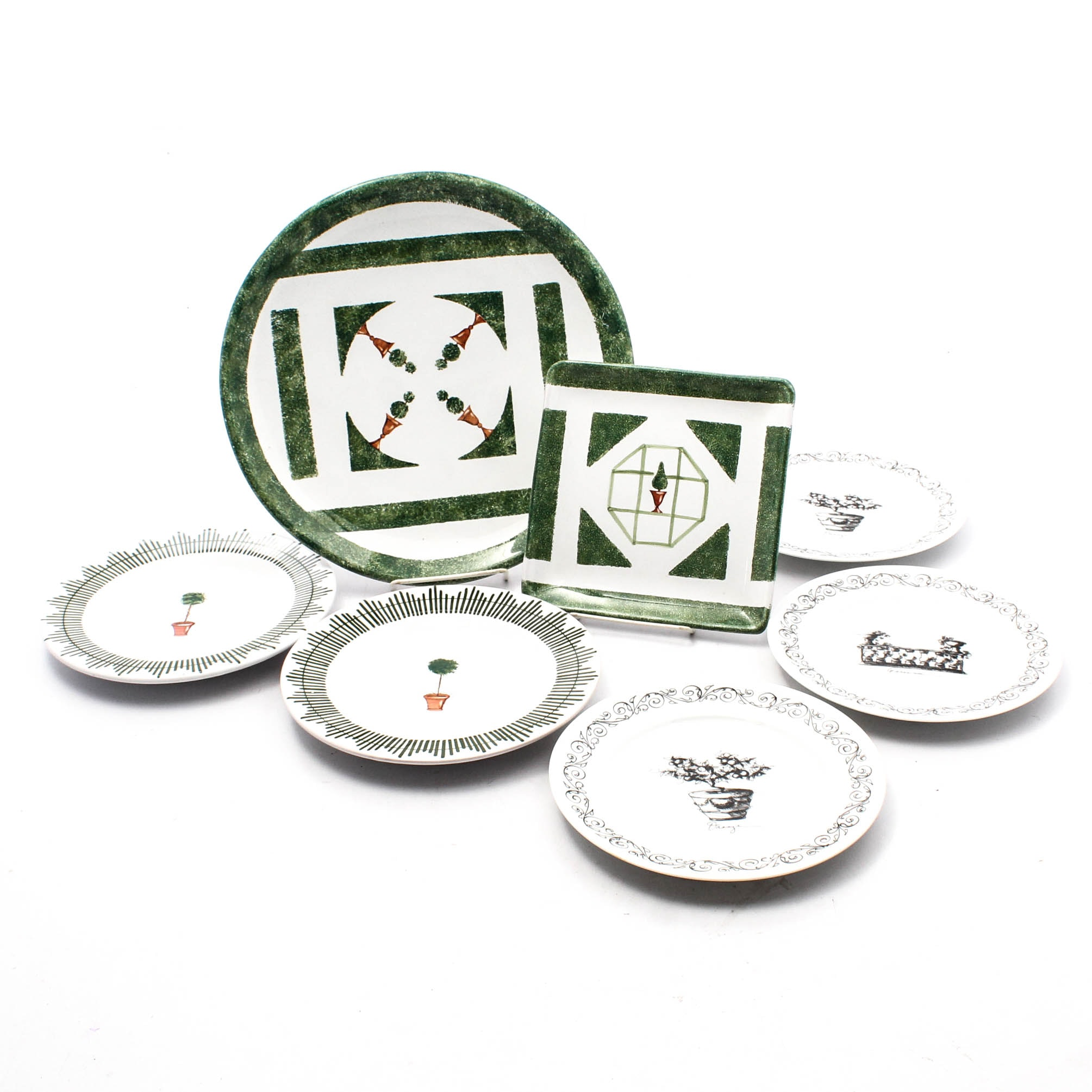 Deruta of Italy Plates and Tableware