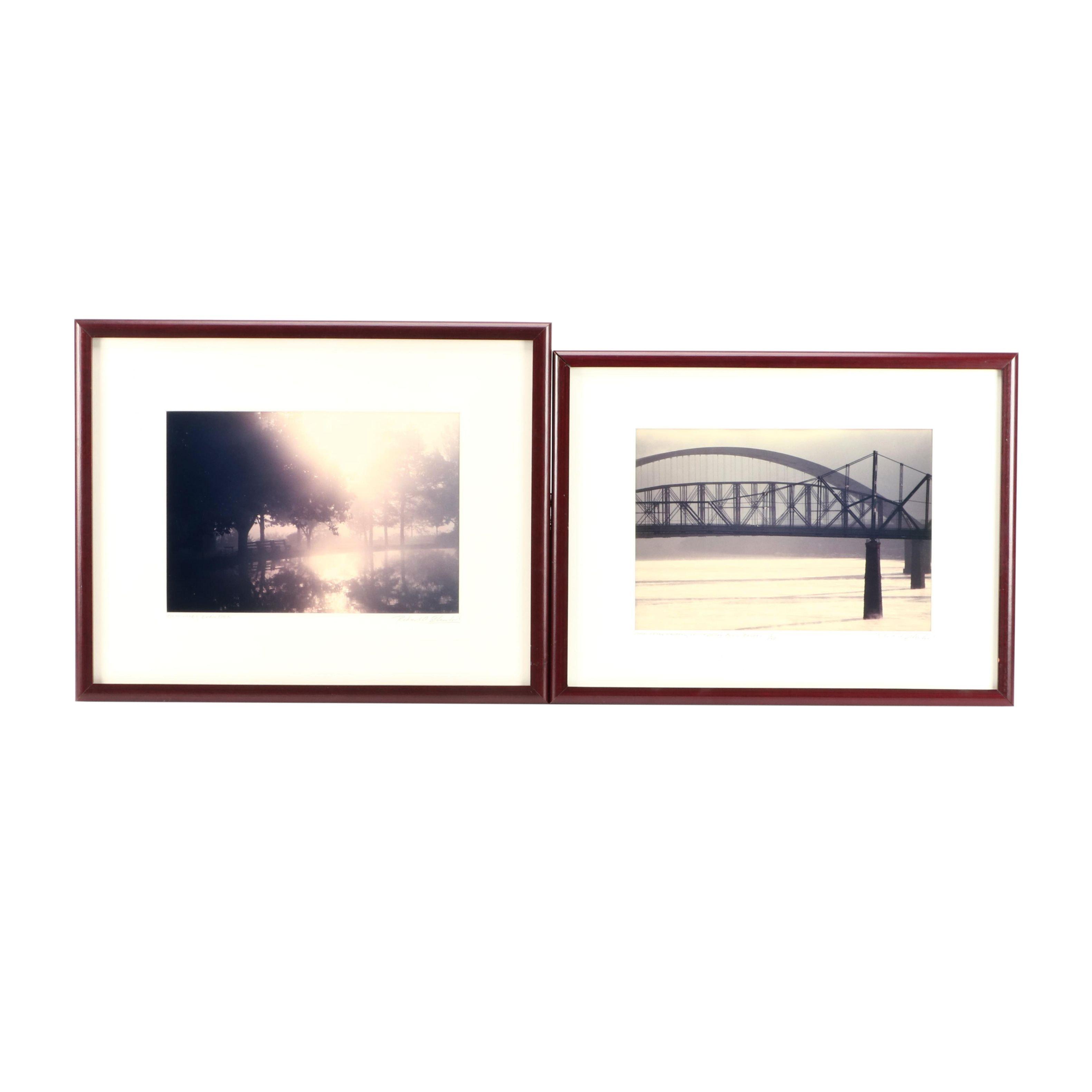 Robert Flischel Color Photographs of Cincinnati Landmarks