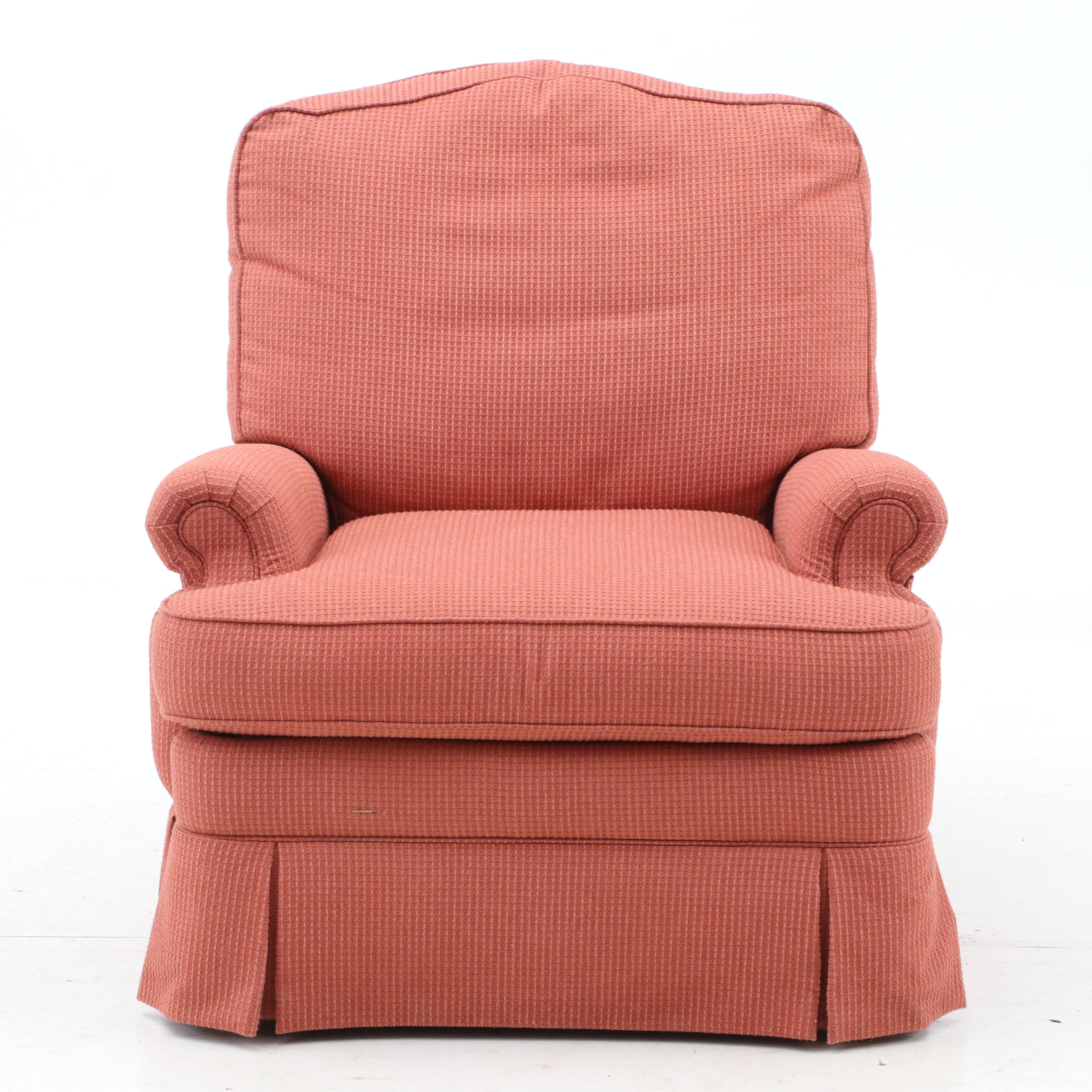 Contemporary Recliner by Motioncraft