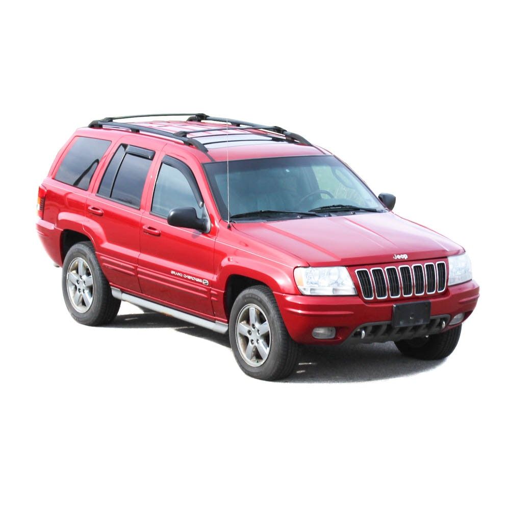 2003 Jeep Grand Cherokee SUV