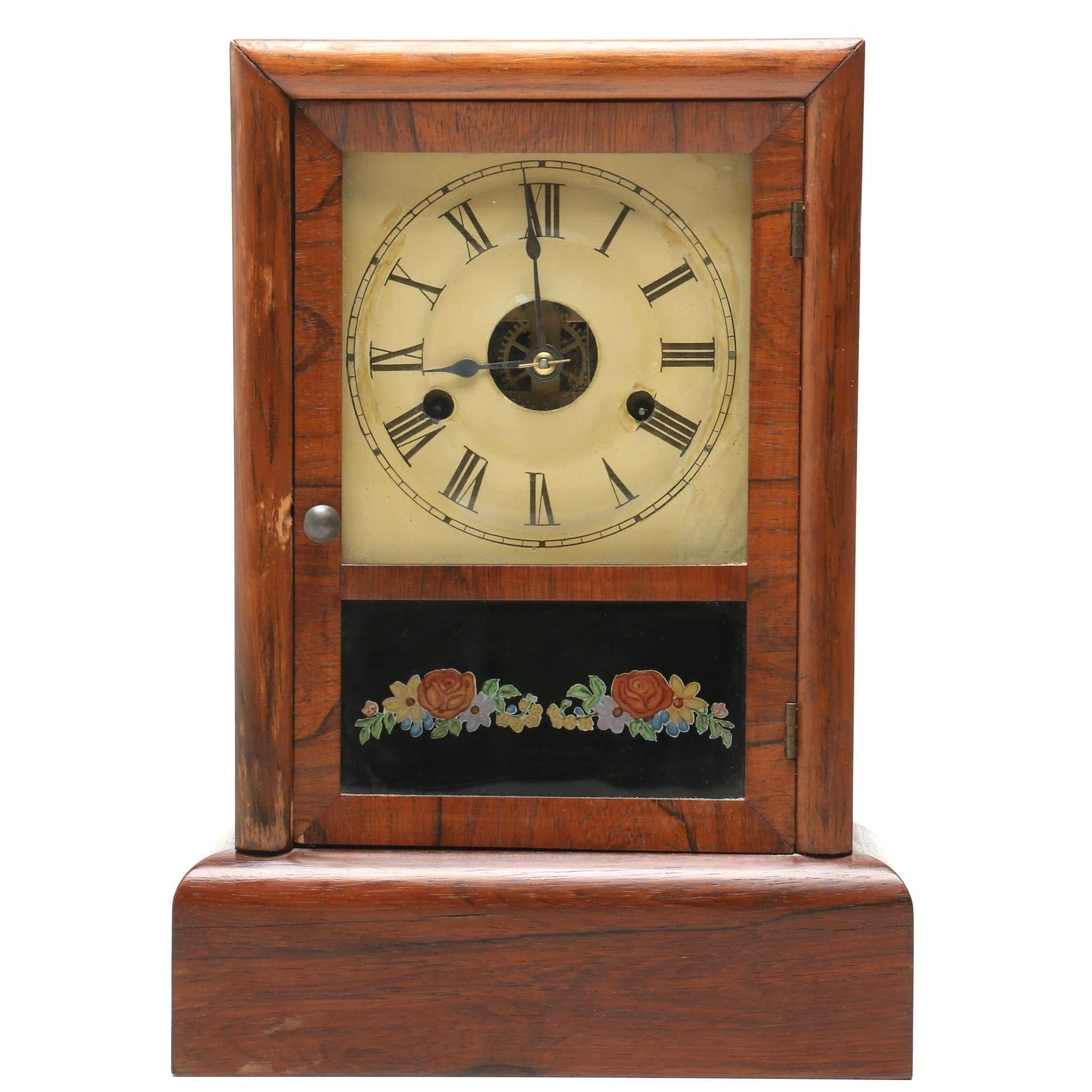 Seth Thomas Rosewood Cottage Clock