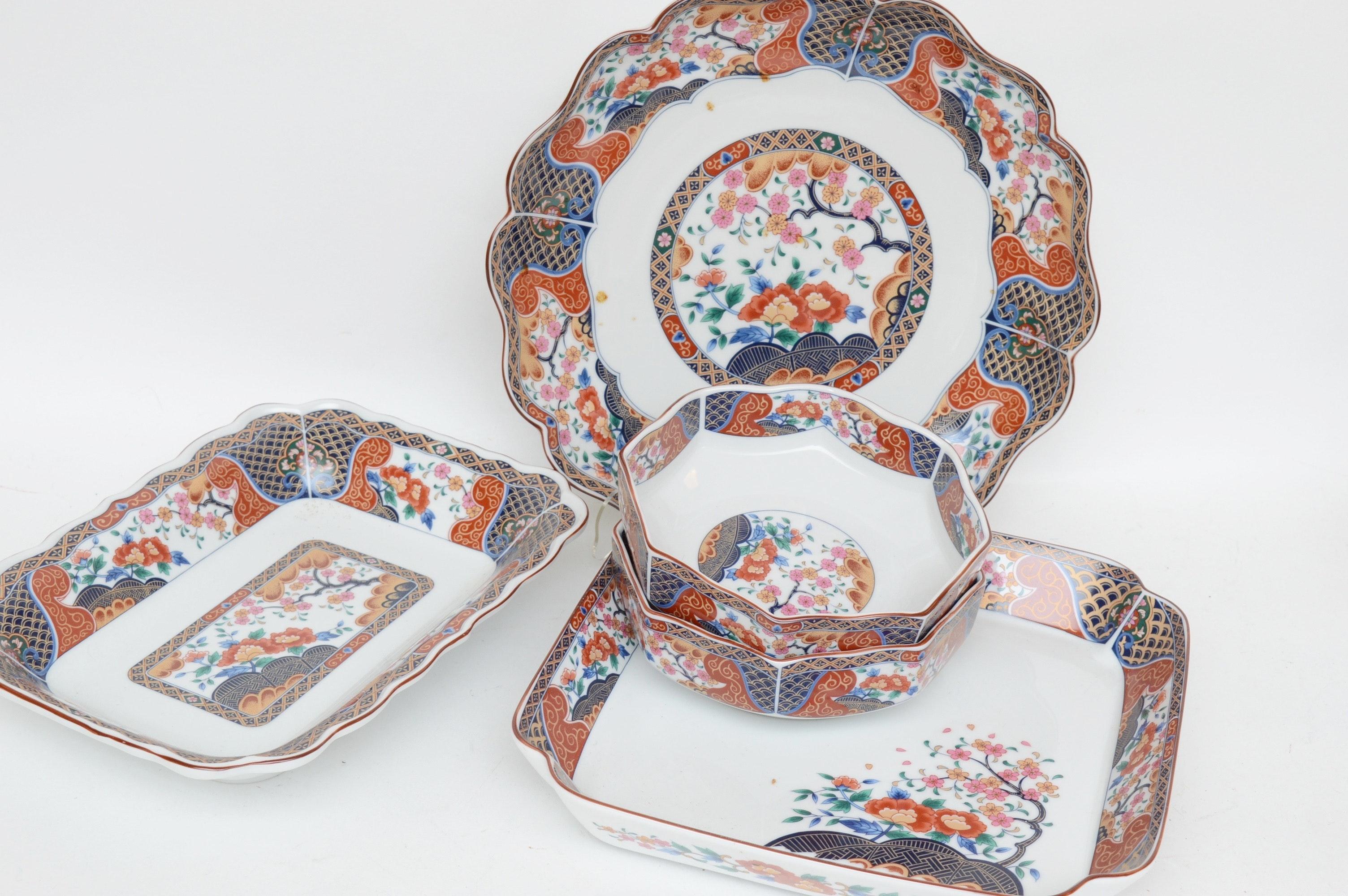 Japanese Bone China Tableware