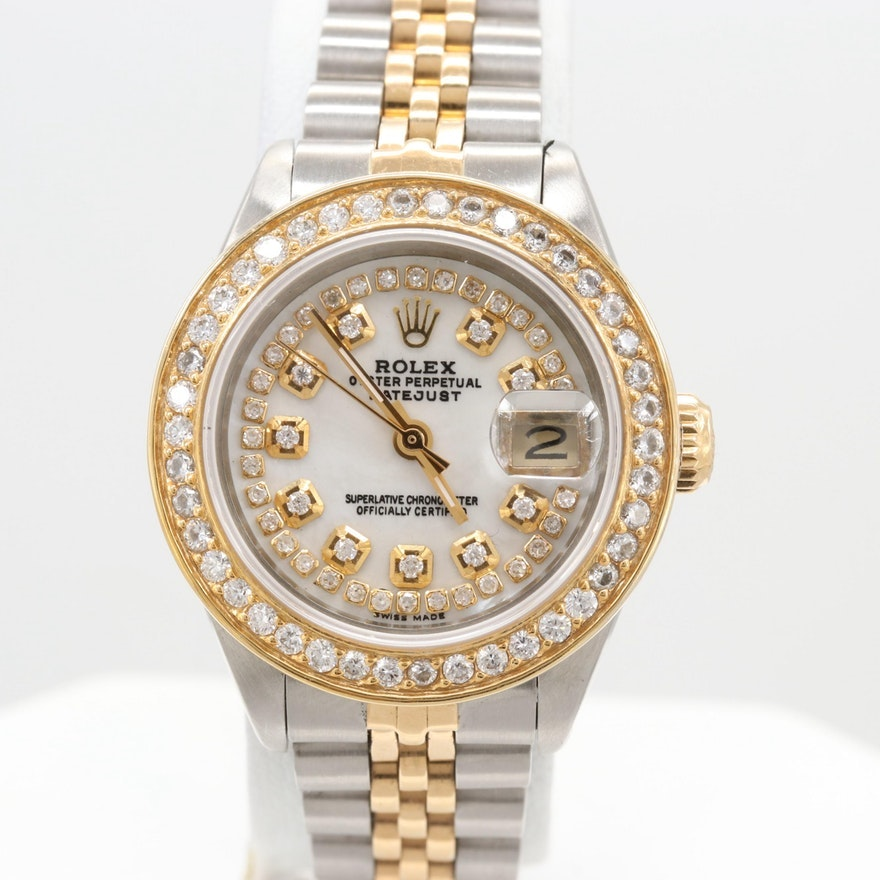 Watches, Fine Jewelry & More