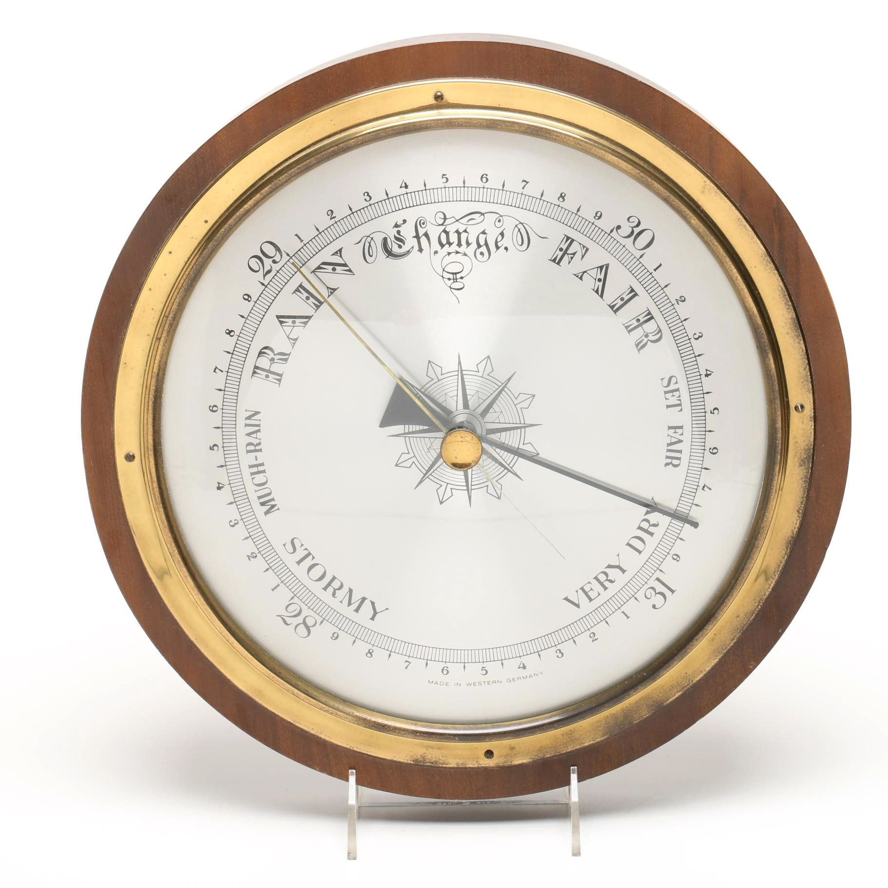 German Wall Barometer