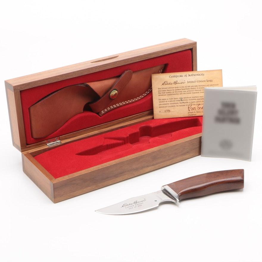 7e271342a84f0 Gerber for Eddie Bauer Limited Edition Model 425 Knife : EBTH