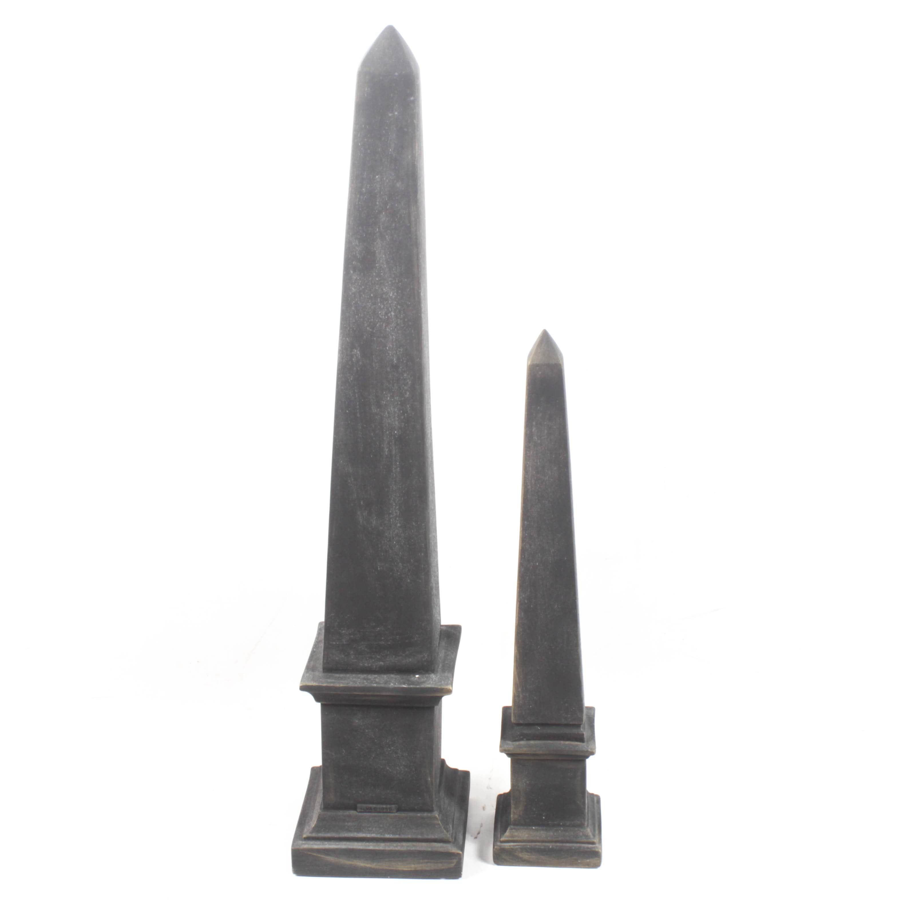 Alva Museum Replica Obelisks
