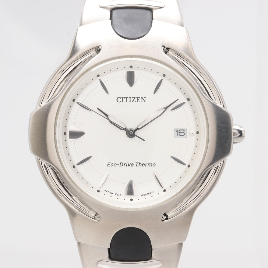 citizen horloge termo drive