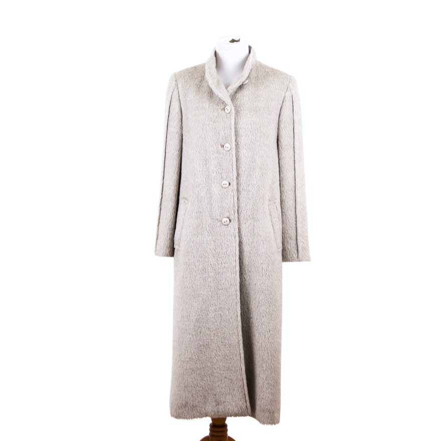 6b262bf30c Women s Vintage Altuna Agnona Coat from Elizabeth Arden The Salon   EBTH