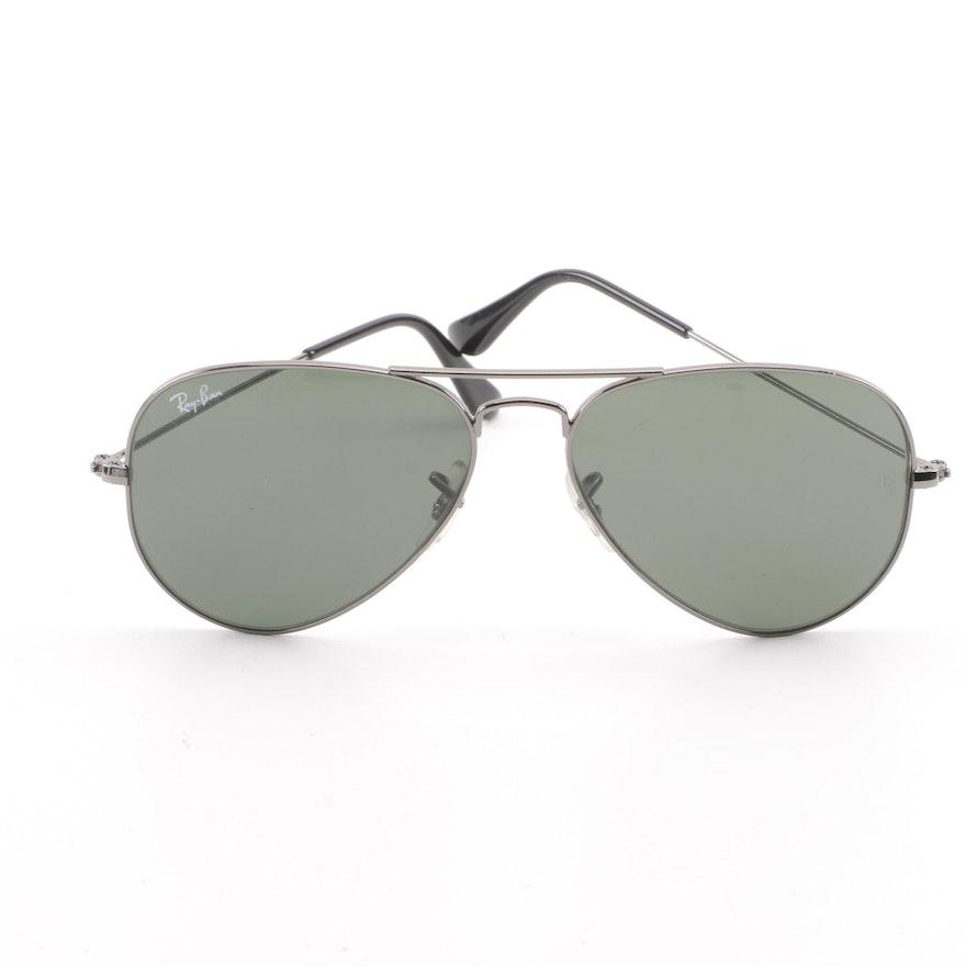 029aae0e402 Ray-Ban RB 3025 Aviator Sunglasses   EBTH