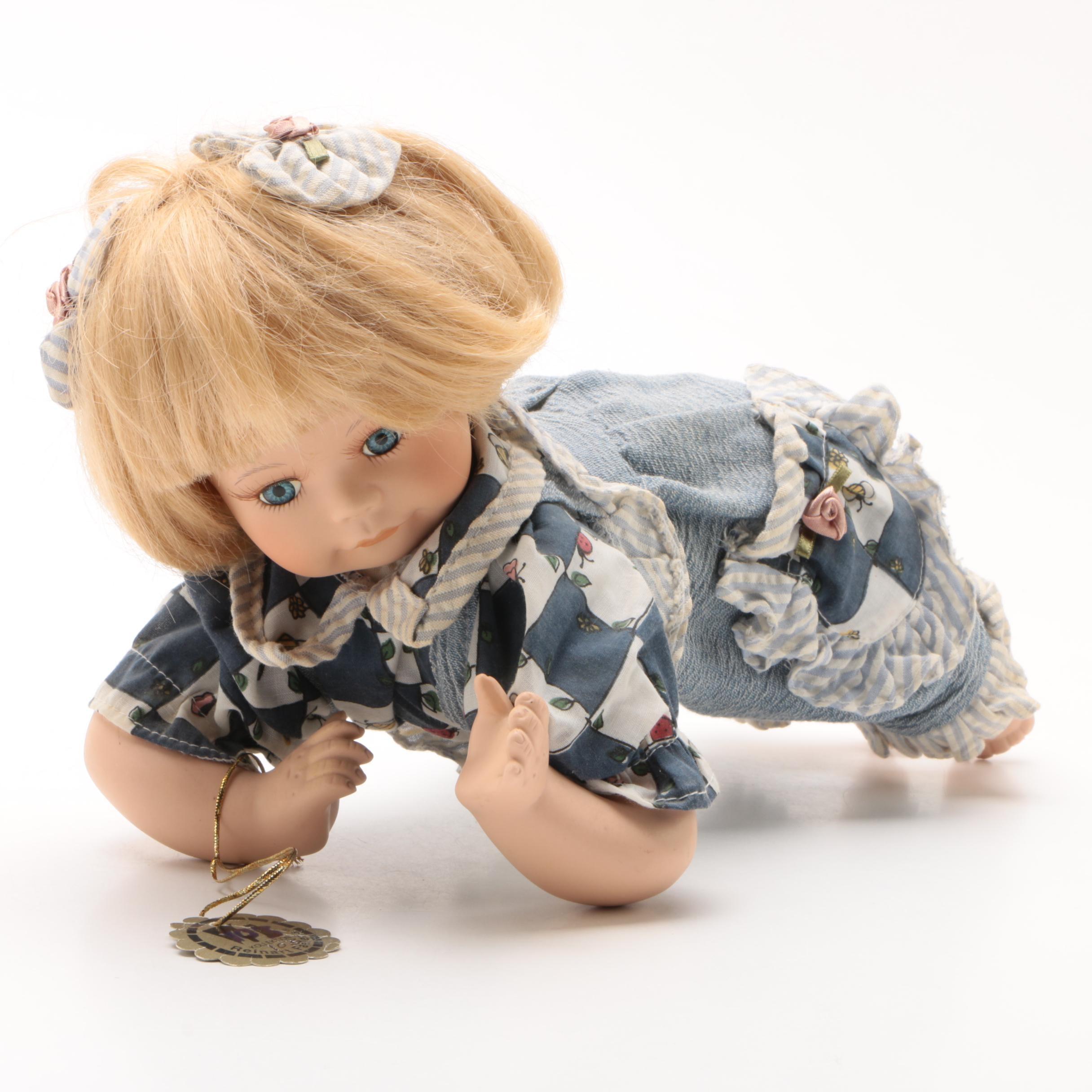Reinart Faelens Porcelain Baby Doll