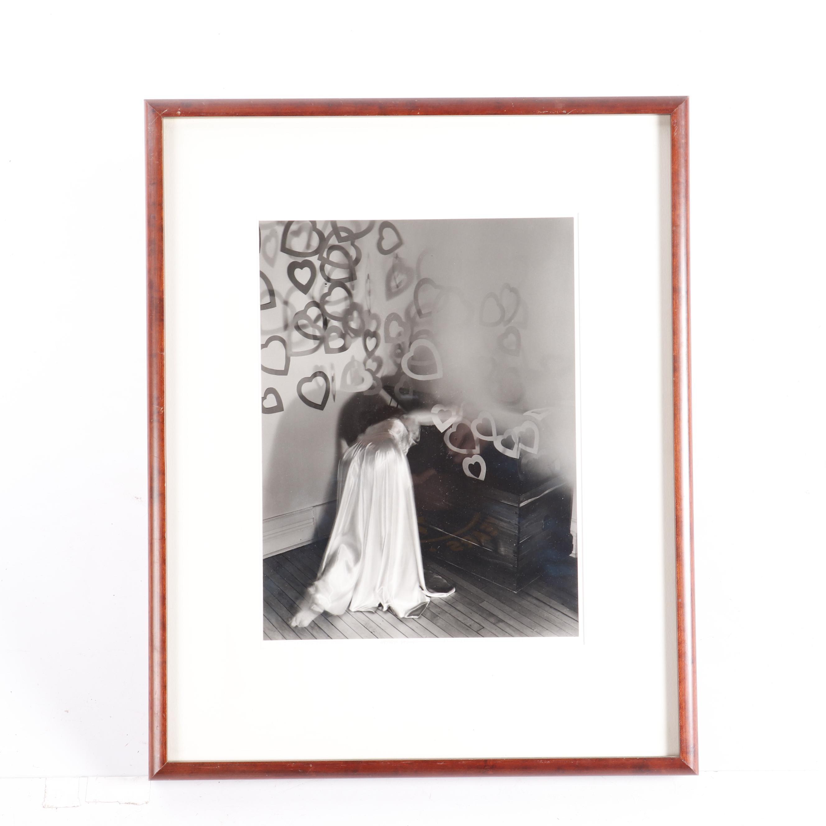 "Barbara Ciurej and Lindsay Lochman Photograph ""#2 Fling and Eros"""