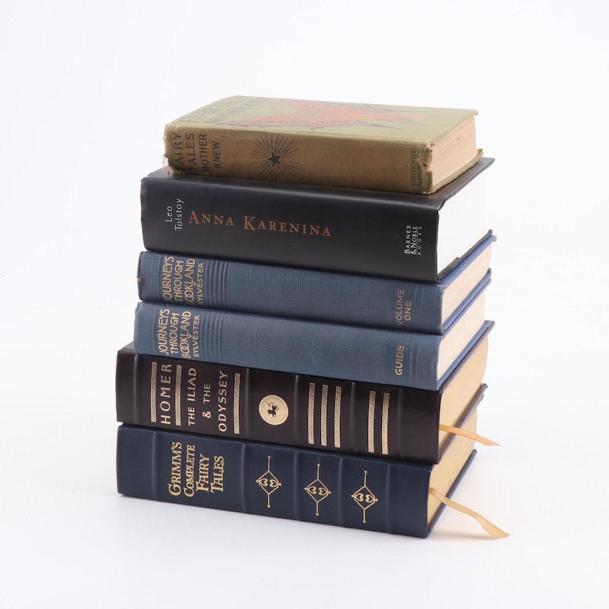 Classic Literature Including Anna Karenina By Leo Tolstoy Ebth
