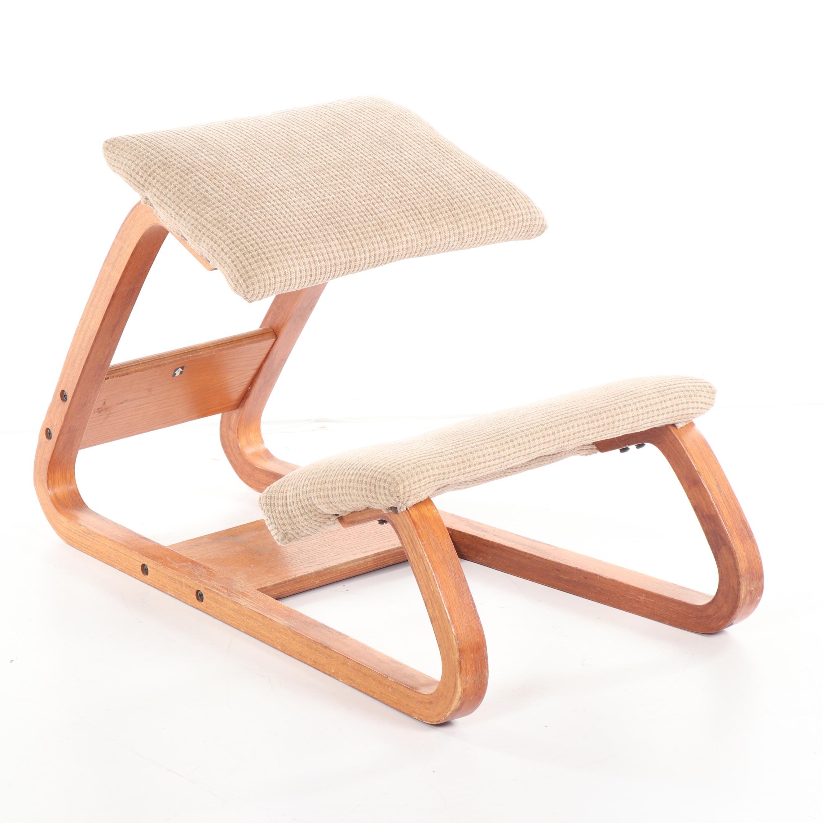 Bentwood Kneeling Chair